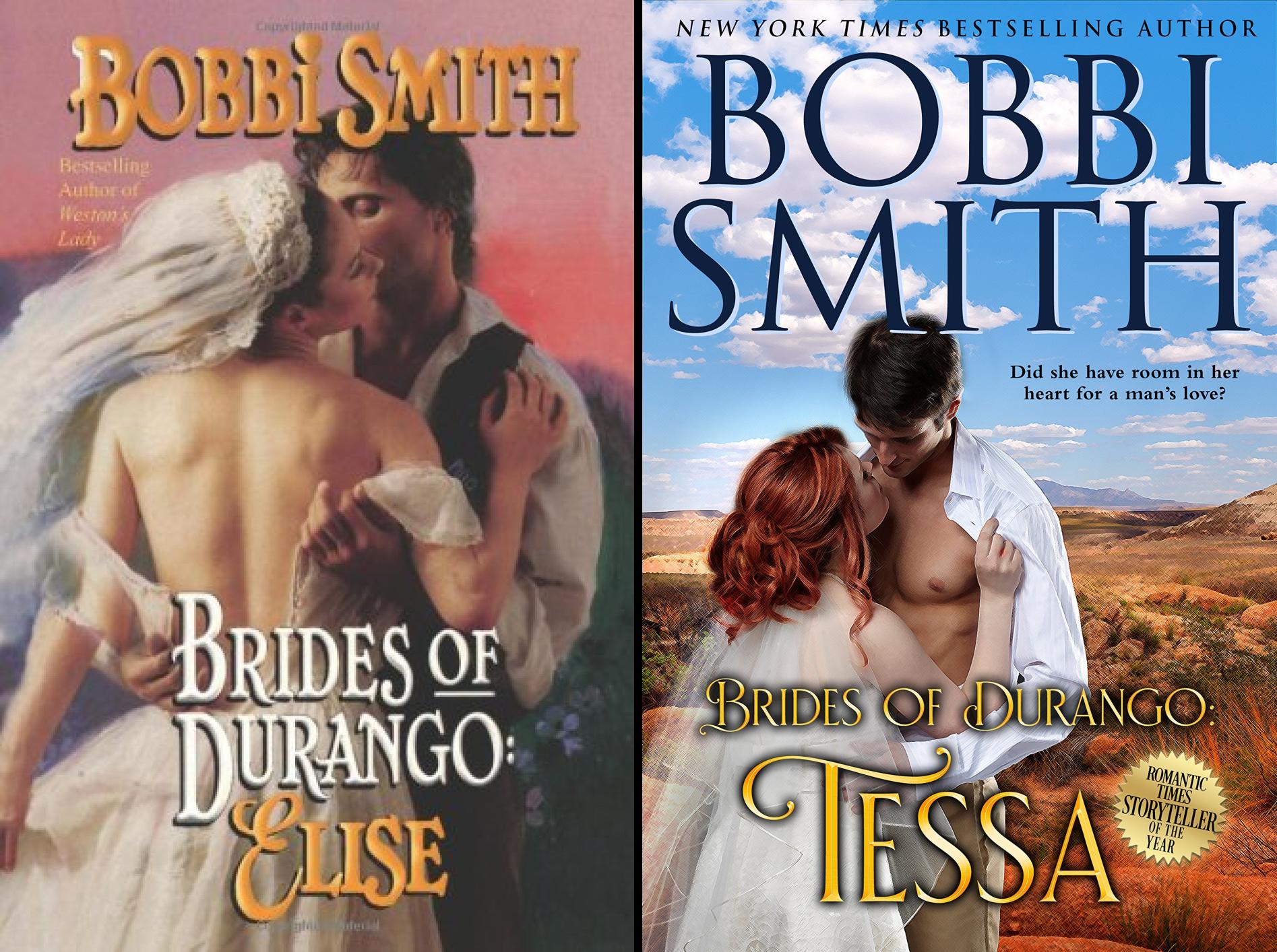 Brides of Durango (2 Book Series)