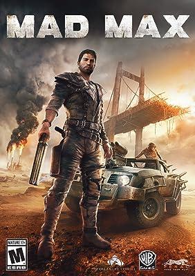 Mad Max (Mac) [Online Game Code]
