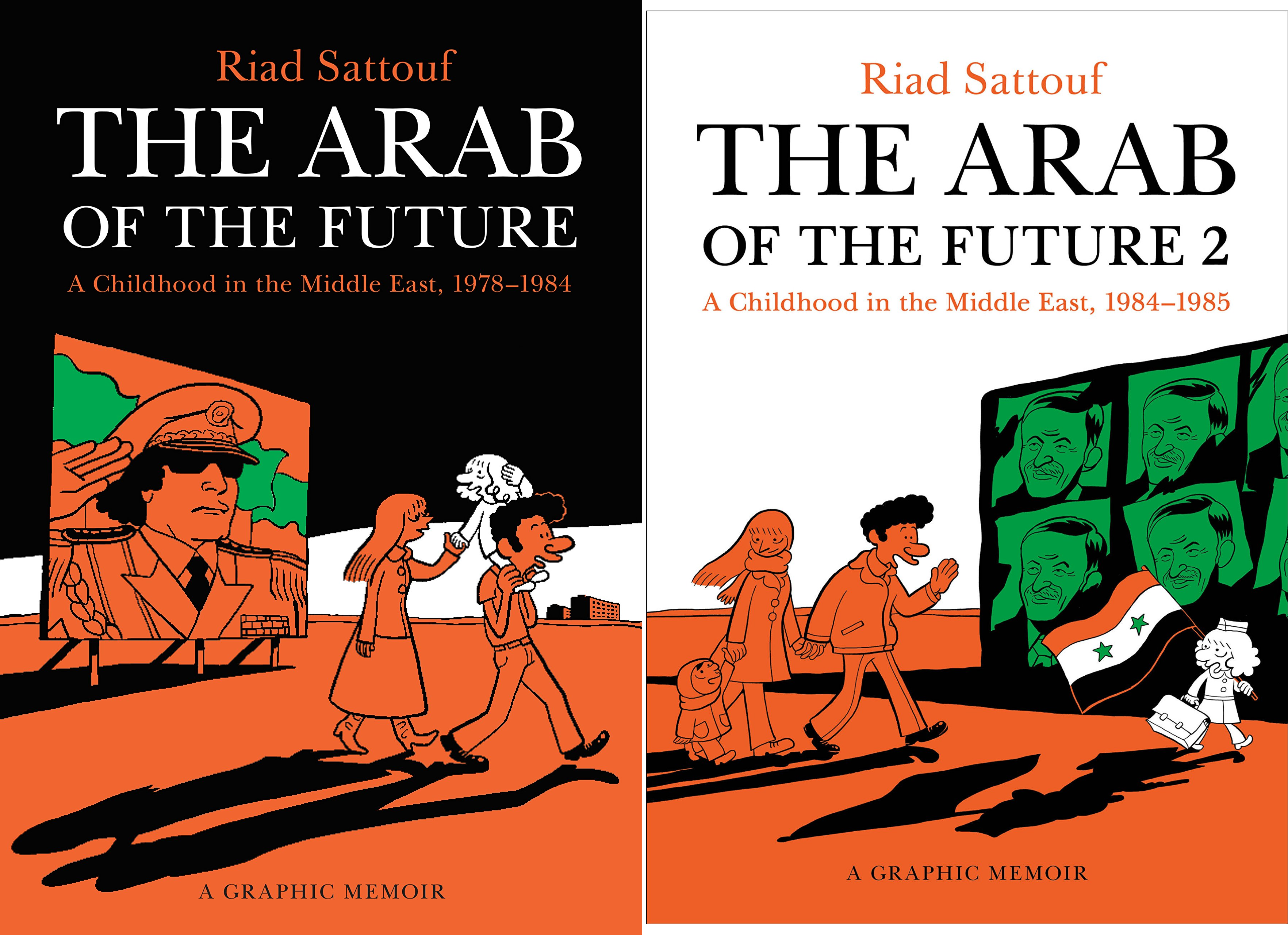 The Arab of the Future (3 Book Series)