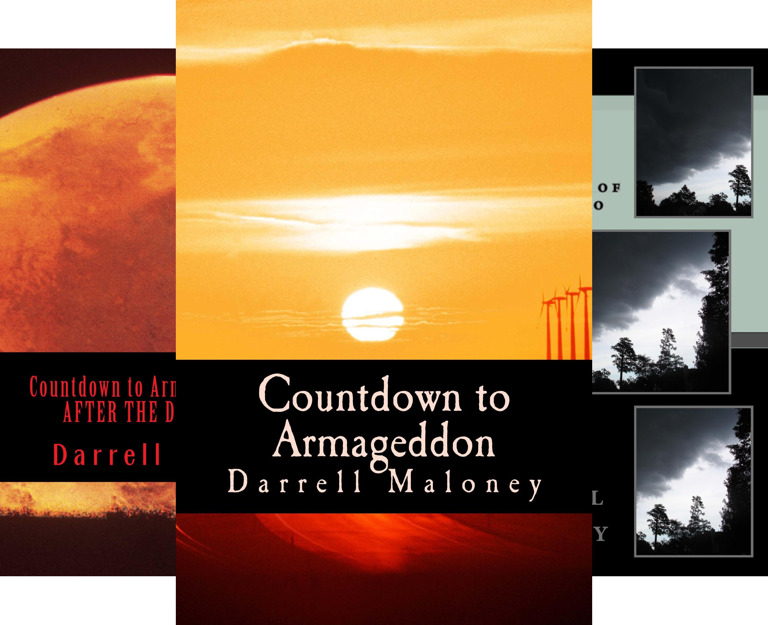 Countdown to Armageddon (10 Book Series)
