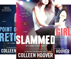 Slammed Series (3 books) by Colleen Hoover