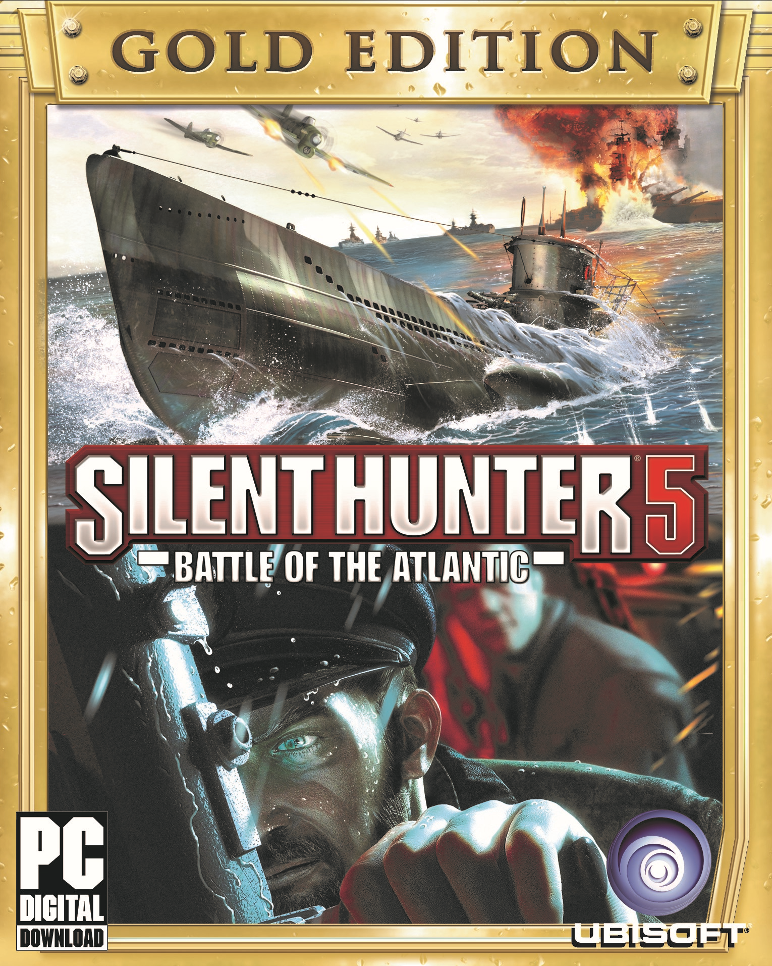 Silent Hunter 5: Battle of the Atlantic - Gold Edition [PC