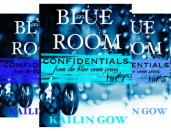 Blue Room Confidentials (4 Book Series) by  Kailin Gow