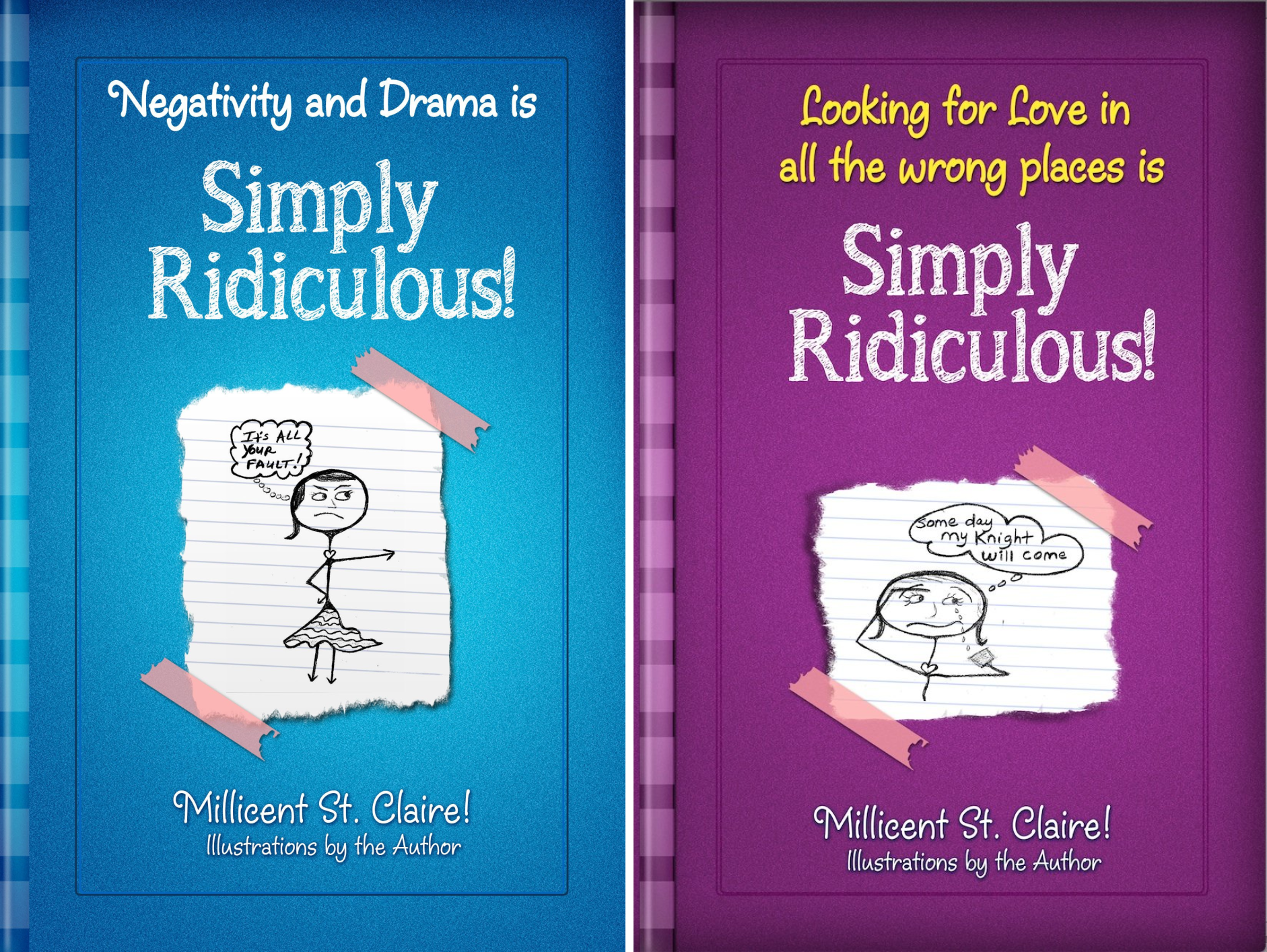 Simply Ridiculous (2 Book Series)