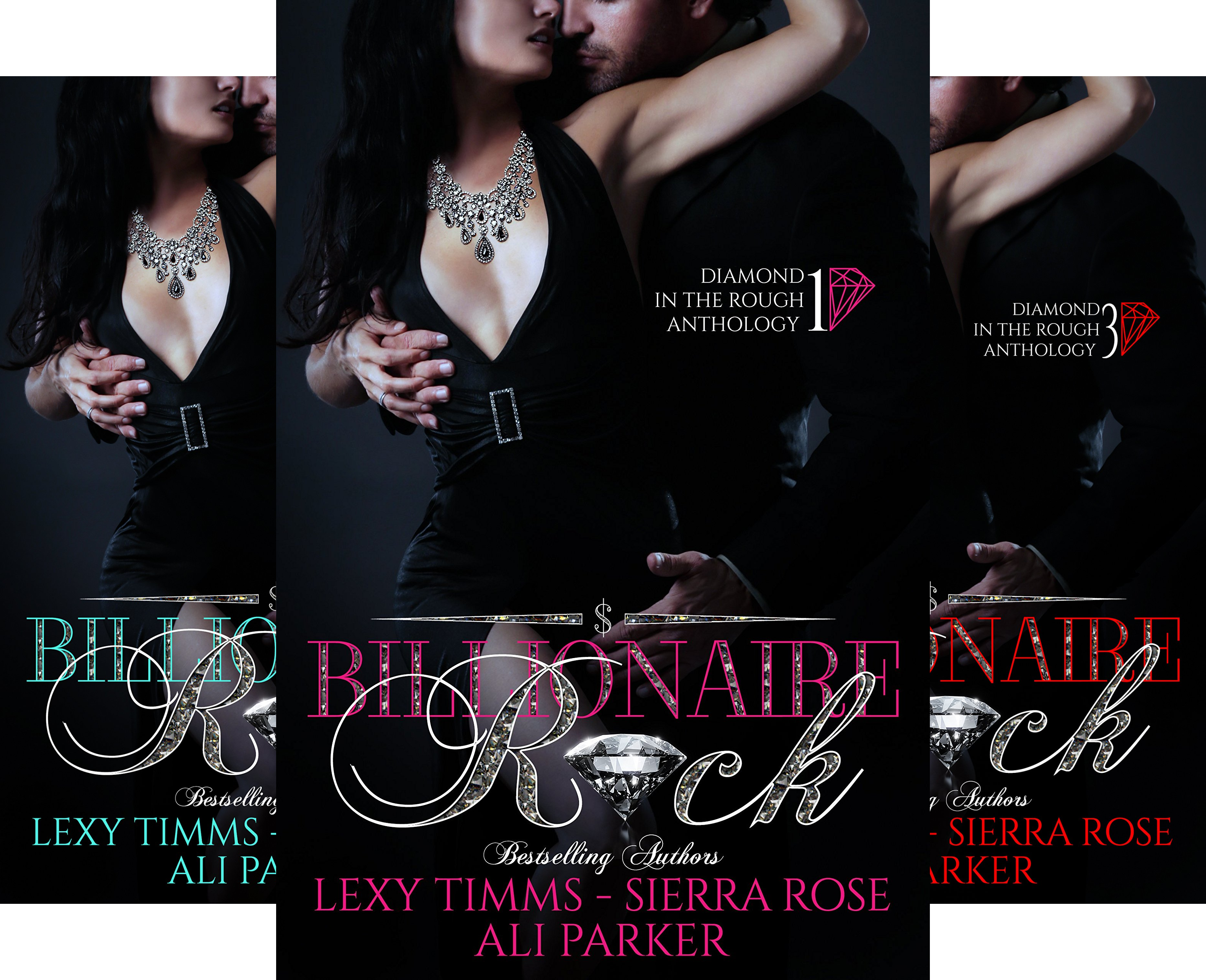 Diamond in the Rough Anthology (3 Book Series)