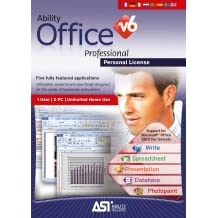 Ability Office Professional 6 - 30 Day Free Trial [Download]