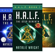 H.A.L.F. (3 Book Series)