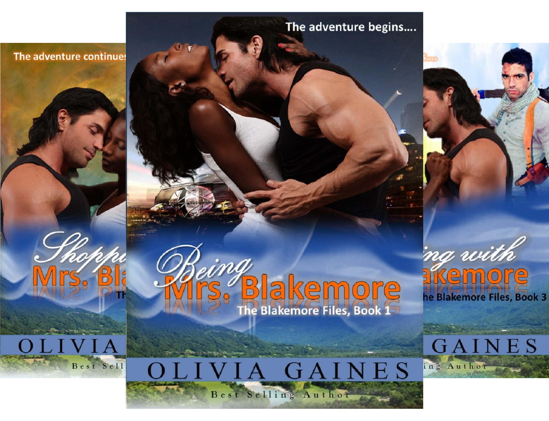 The Blakemore Files (9 Book Series)