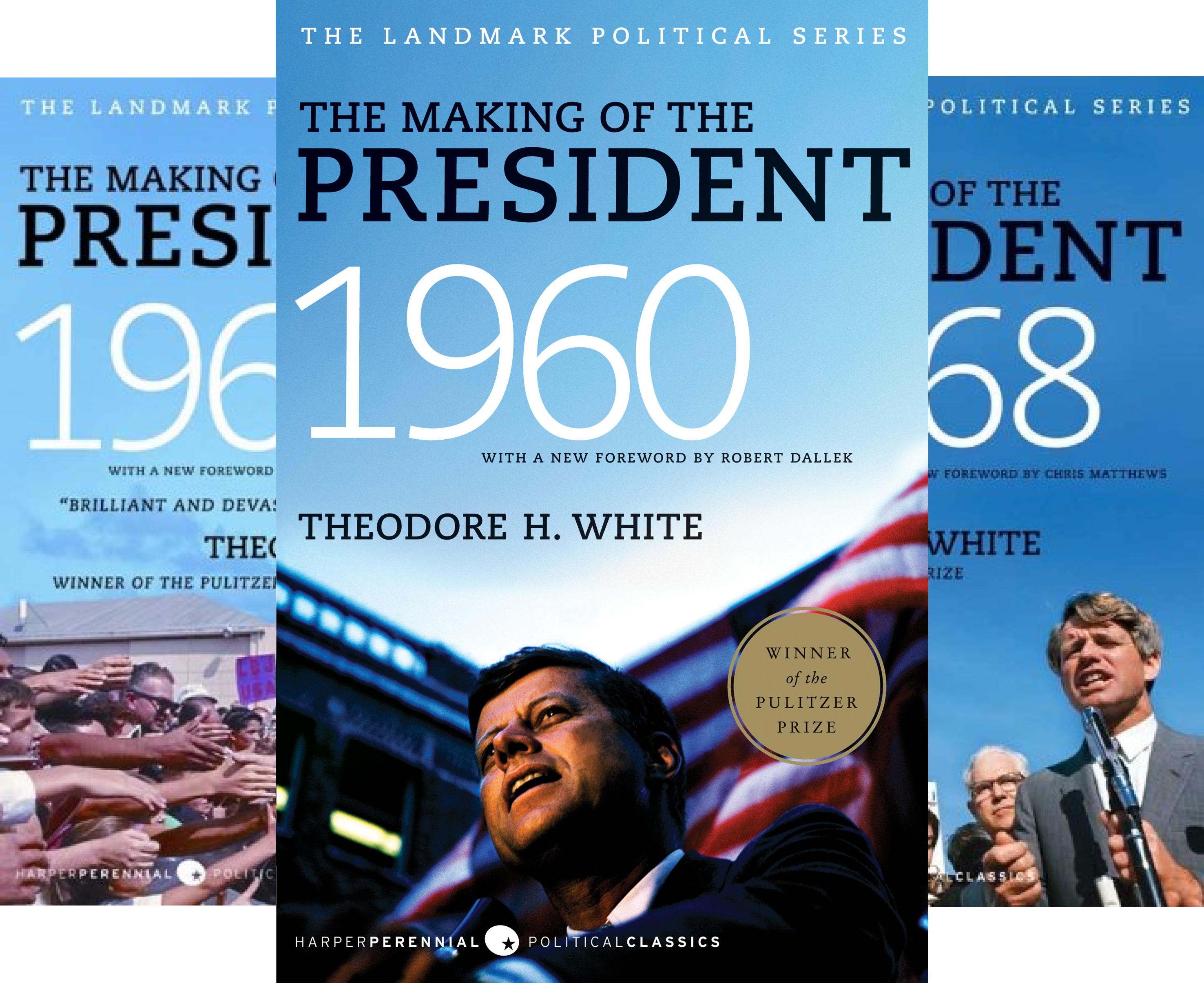 Making of the President (4 Book Series)