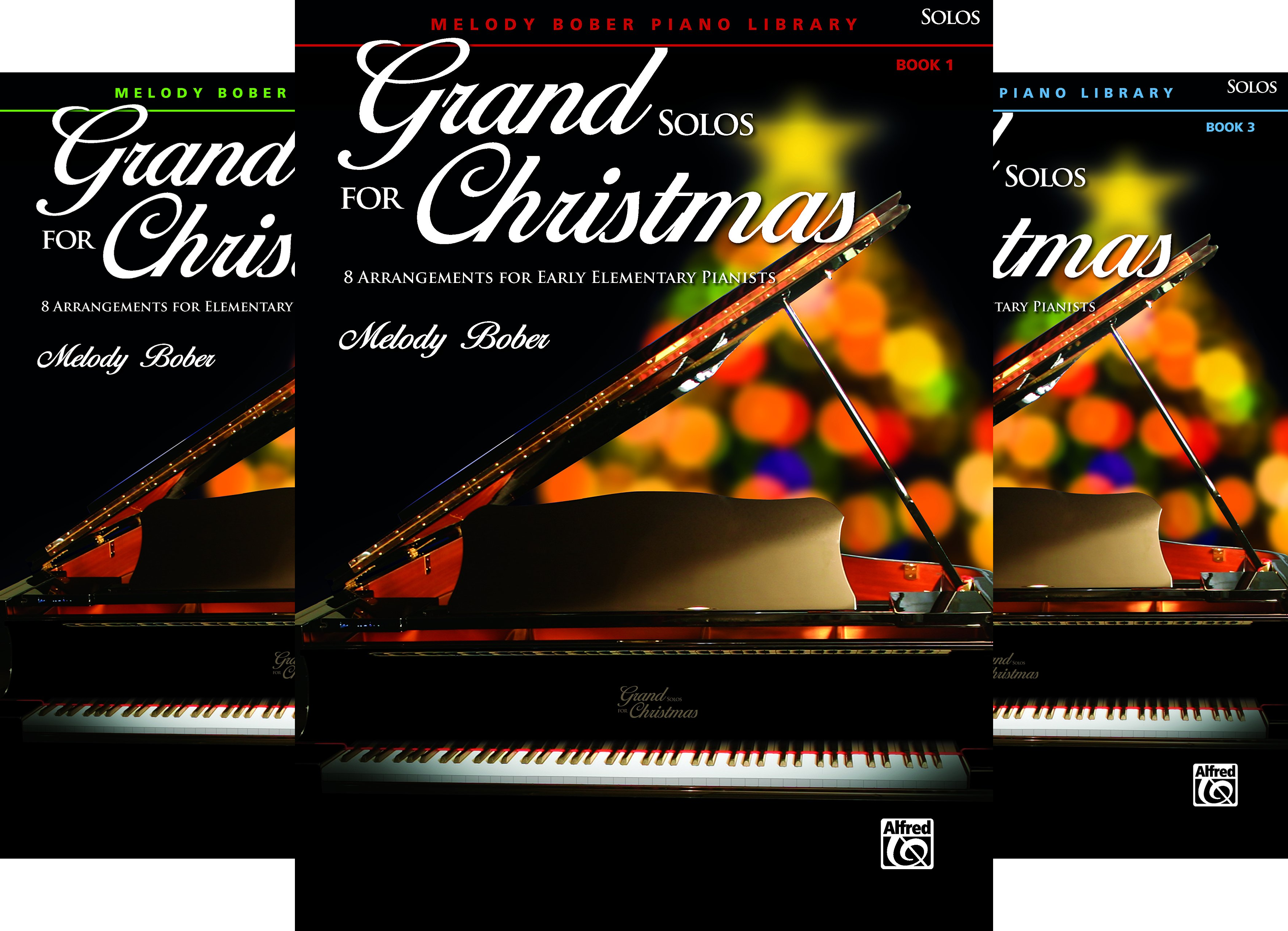 Grand Solos for Piano (6 Book Series)
