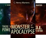 img - for Monster of the Apocalypse Trilogy (3 Book Series) book / textbook / text book
