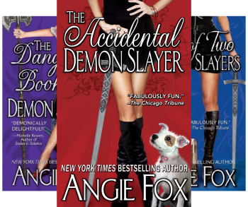 Biker Witches Mystery by Angie Fox