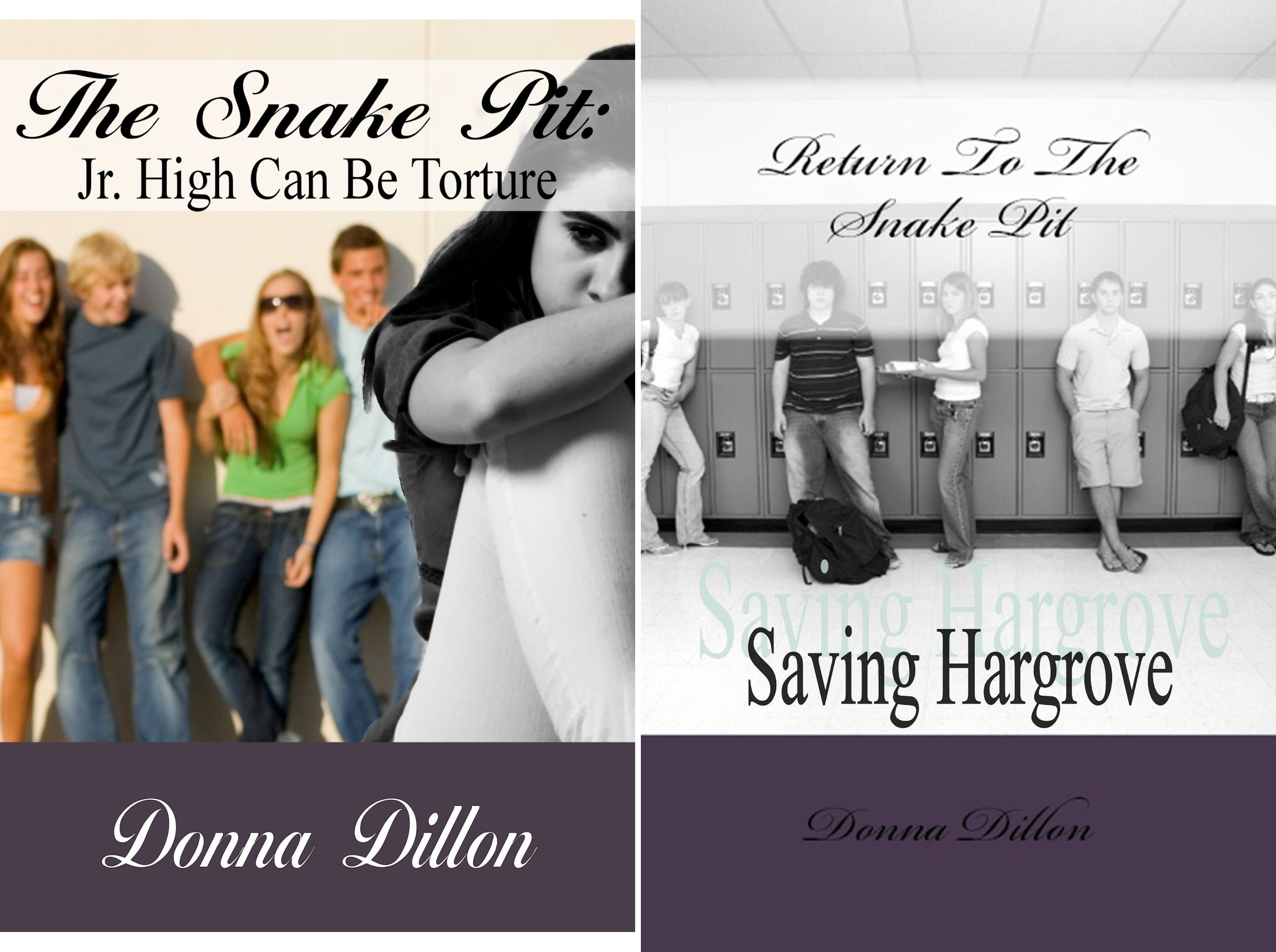 The Snake Pit (2 Book Series)