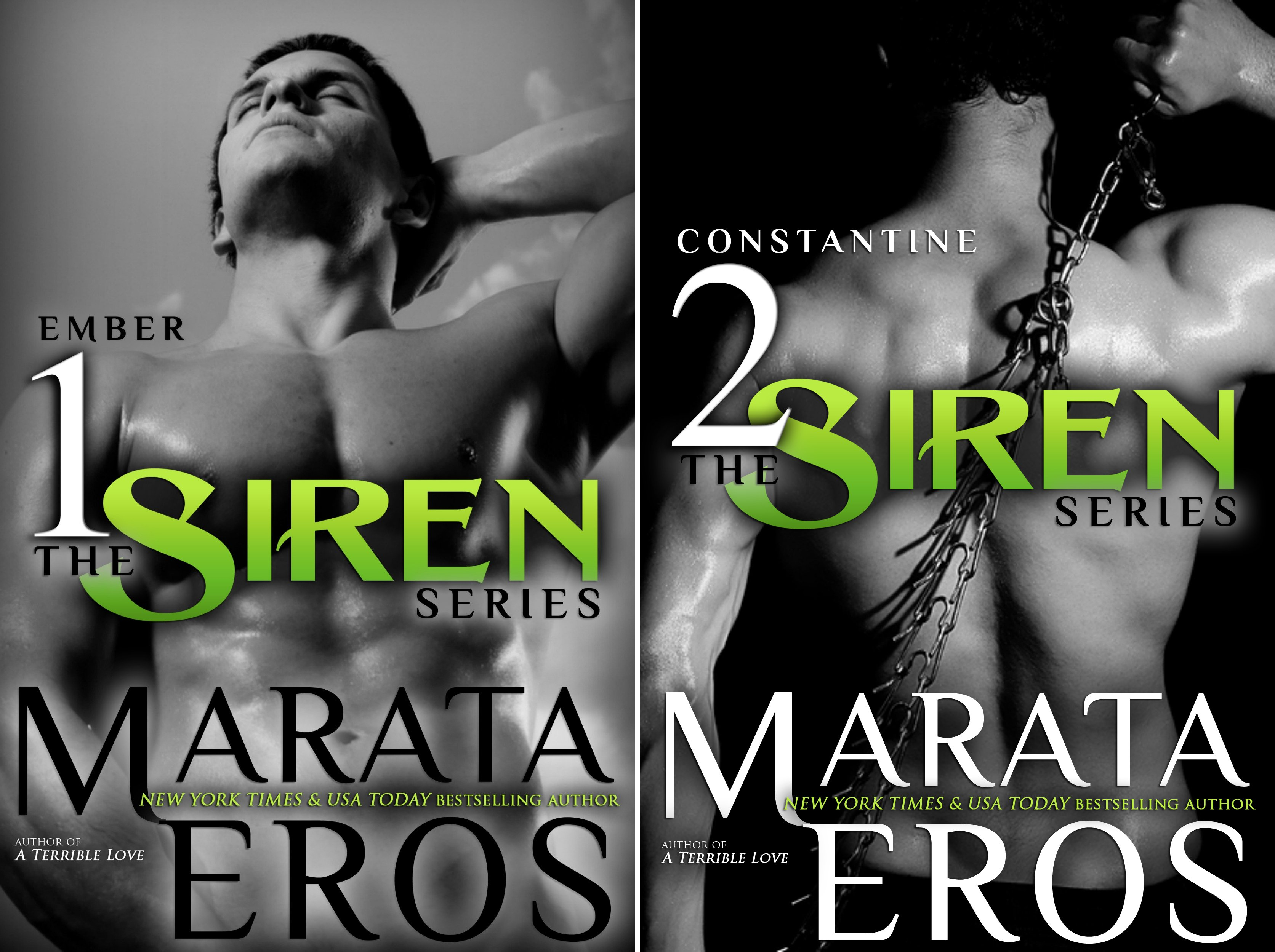 The Siren Series (2 Book Series)