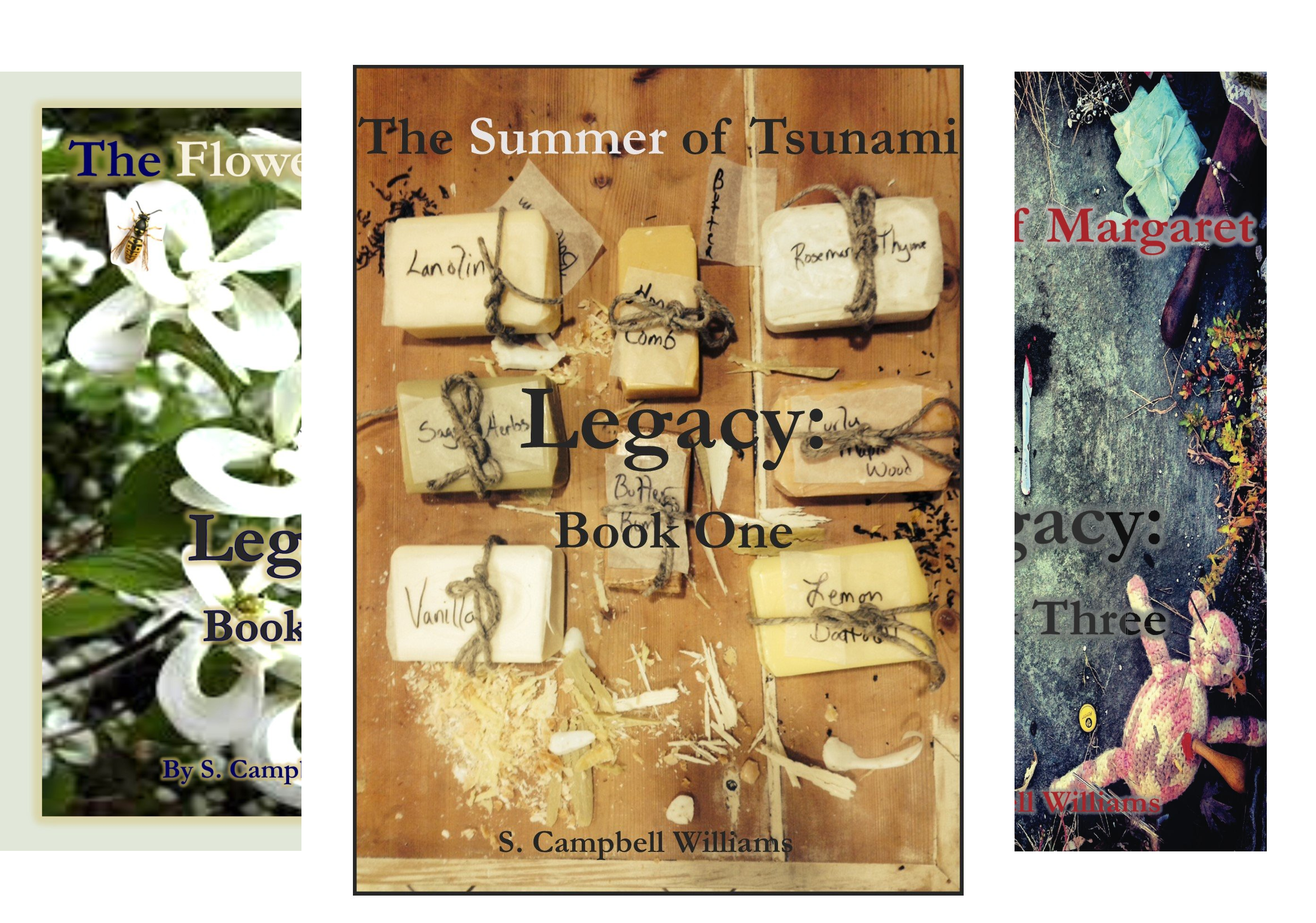 Legacy (3 Book Series)