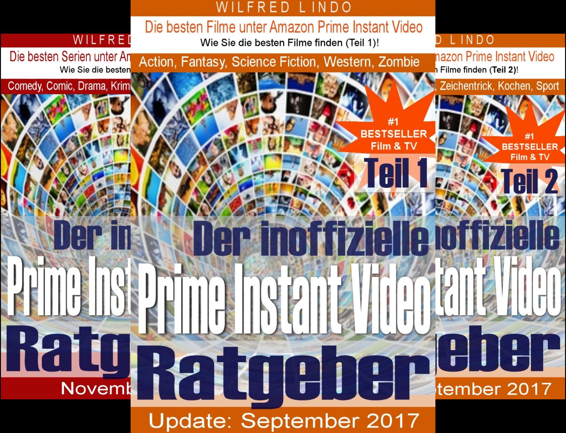 Prime Instant Video Ratgeber (Reihe in 3 Bänden)