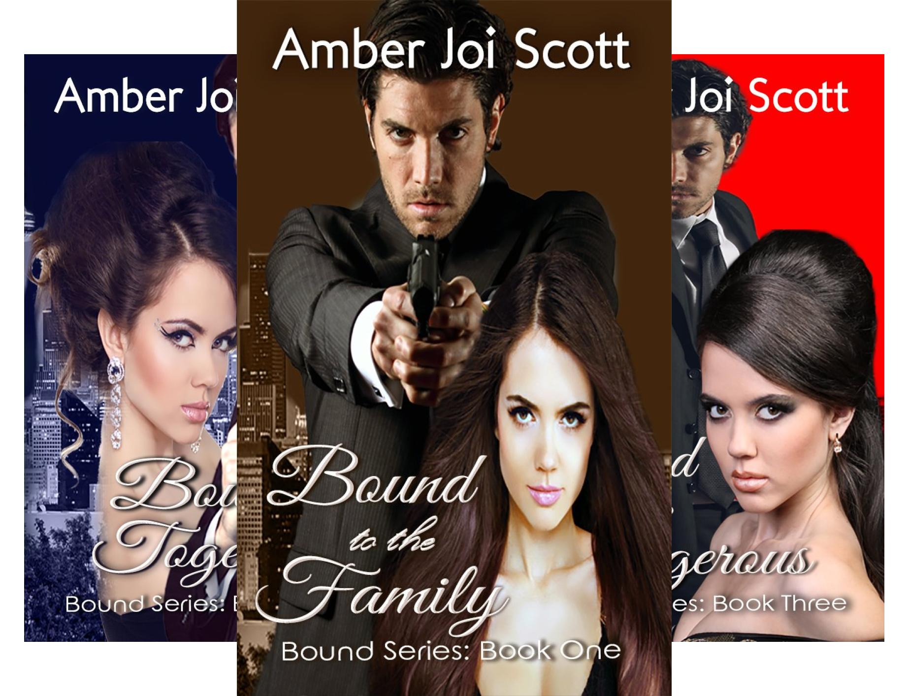 Bound Series (3 Book Series)