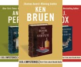 Bibliomysteries (32 Book Series)