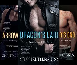 Wind Dragons Motorcycle Club (4 Book Series) by  Chantal Fernando