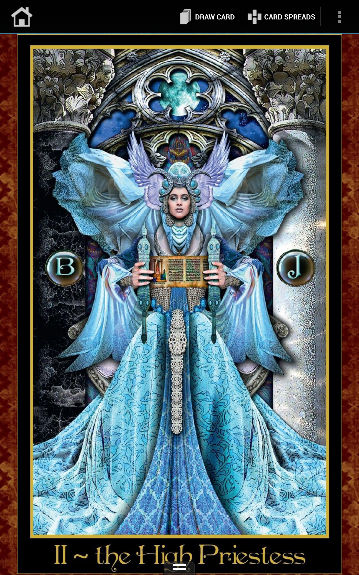 Blessing Tarot Deck