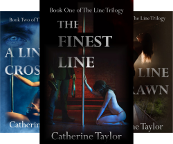 The Line Trilogy (3 Book Series) by  Catherine Taylor