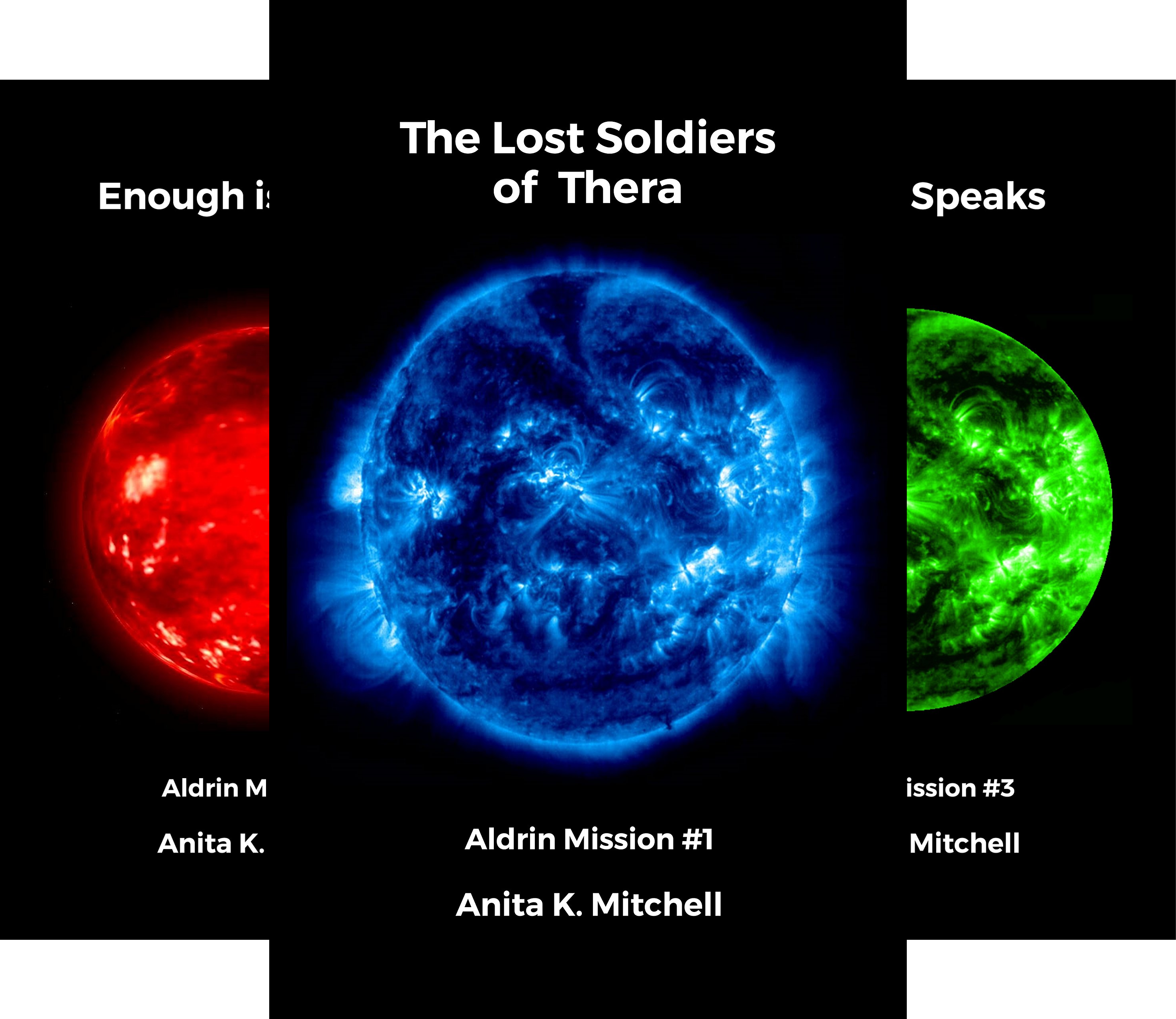 An Aldrin Mission (6 Book Series)