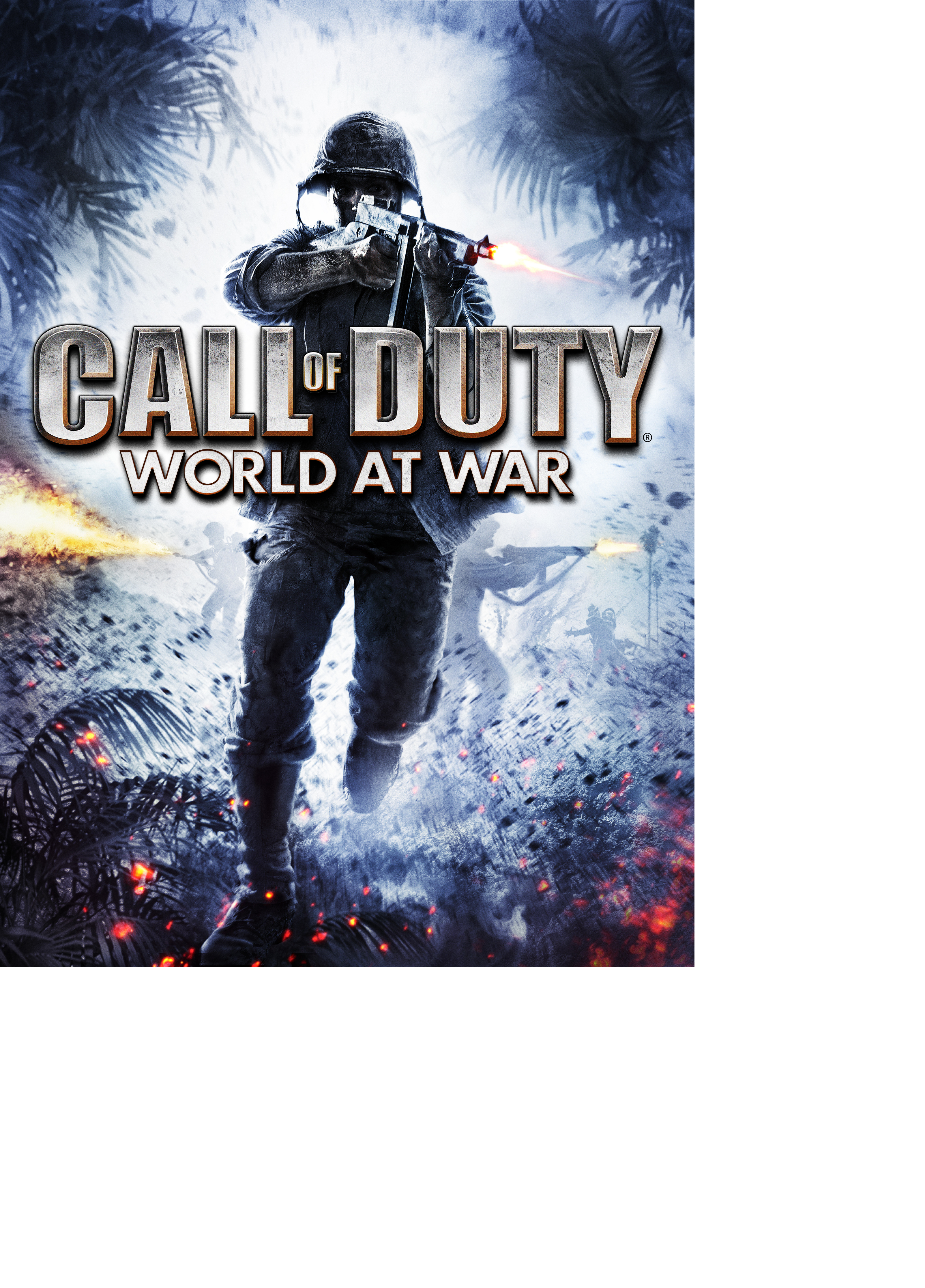 Call of duty world at war xbox 360 amazon pc video games gumiabroncs Choice Image