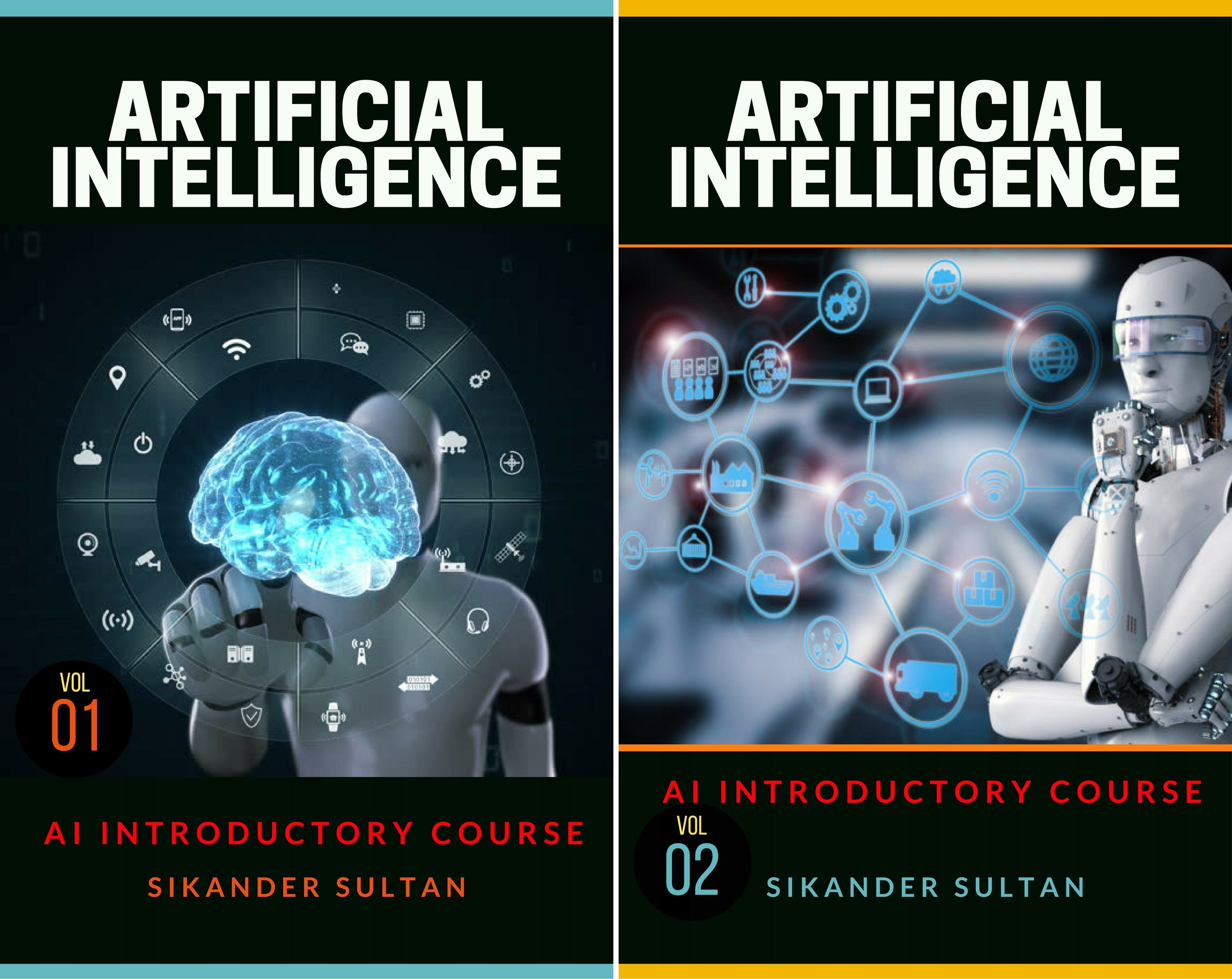 AI Course (2 Book Series)