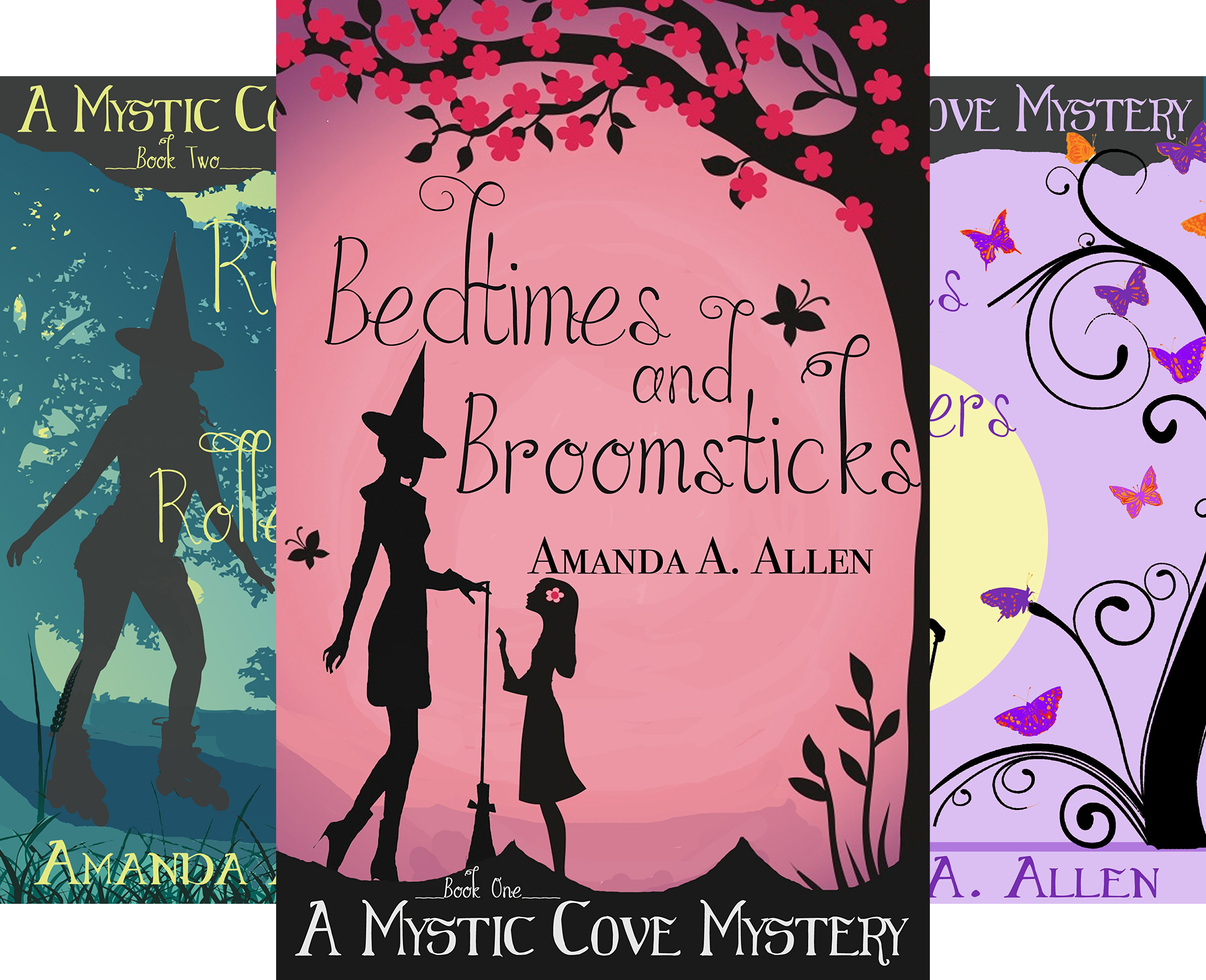 Mystic Cove Mysteries (4 Book Series)