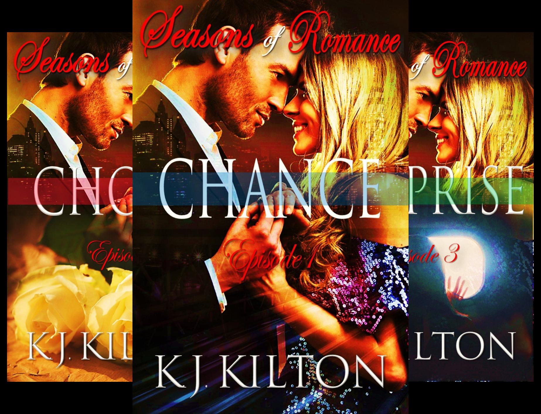 Seasons of Romance (10 Book Series)