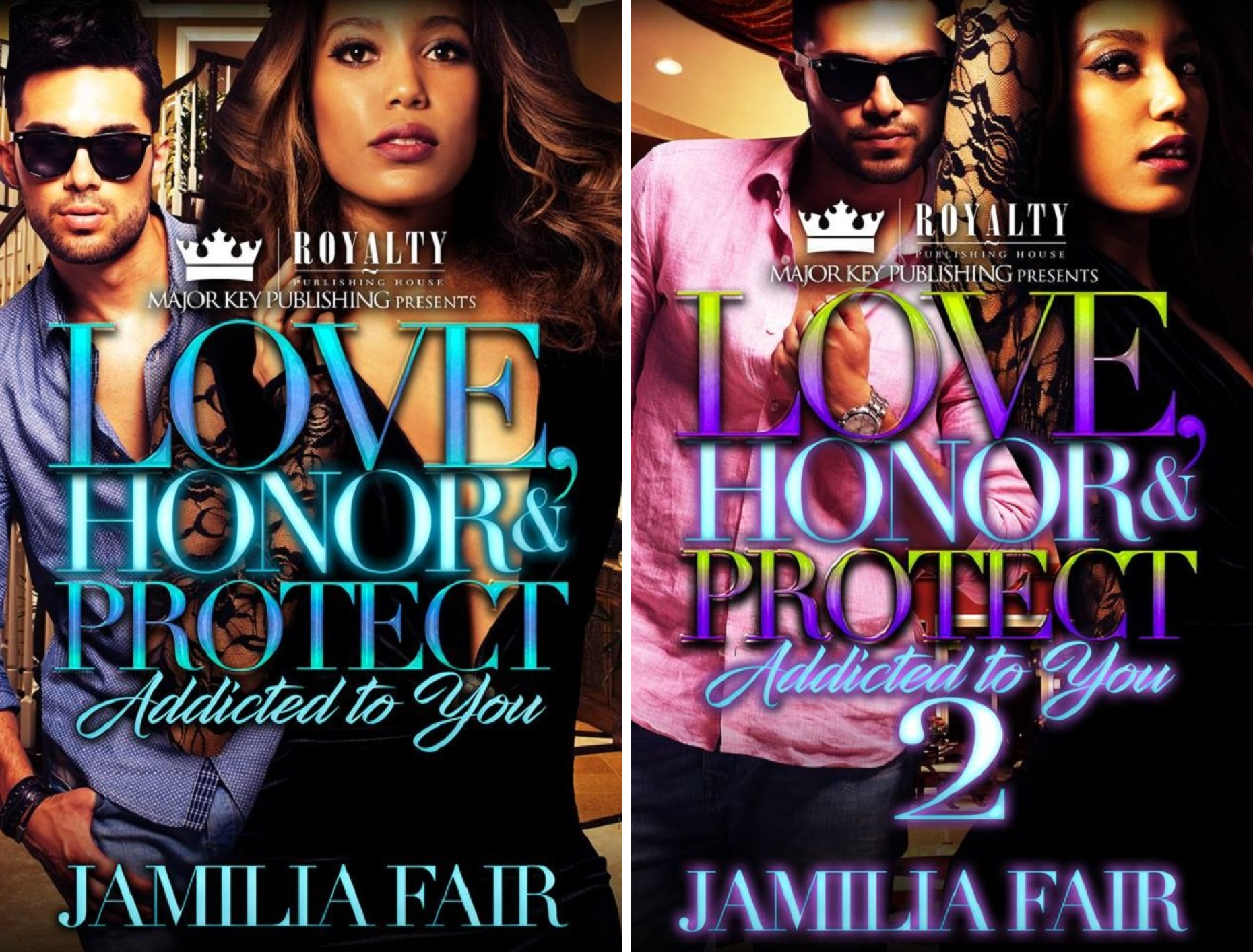 Love, Honor & Protect (2 Book Series)