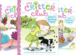 The Critter Club (17 Book Series) by  Callie Barkley