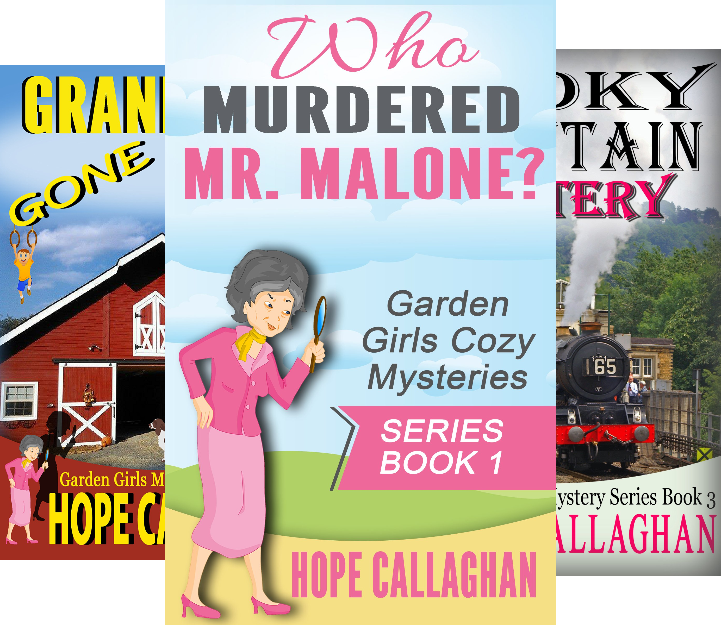 Garden Girls Christian Cozy Mystery (18 Book Series)