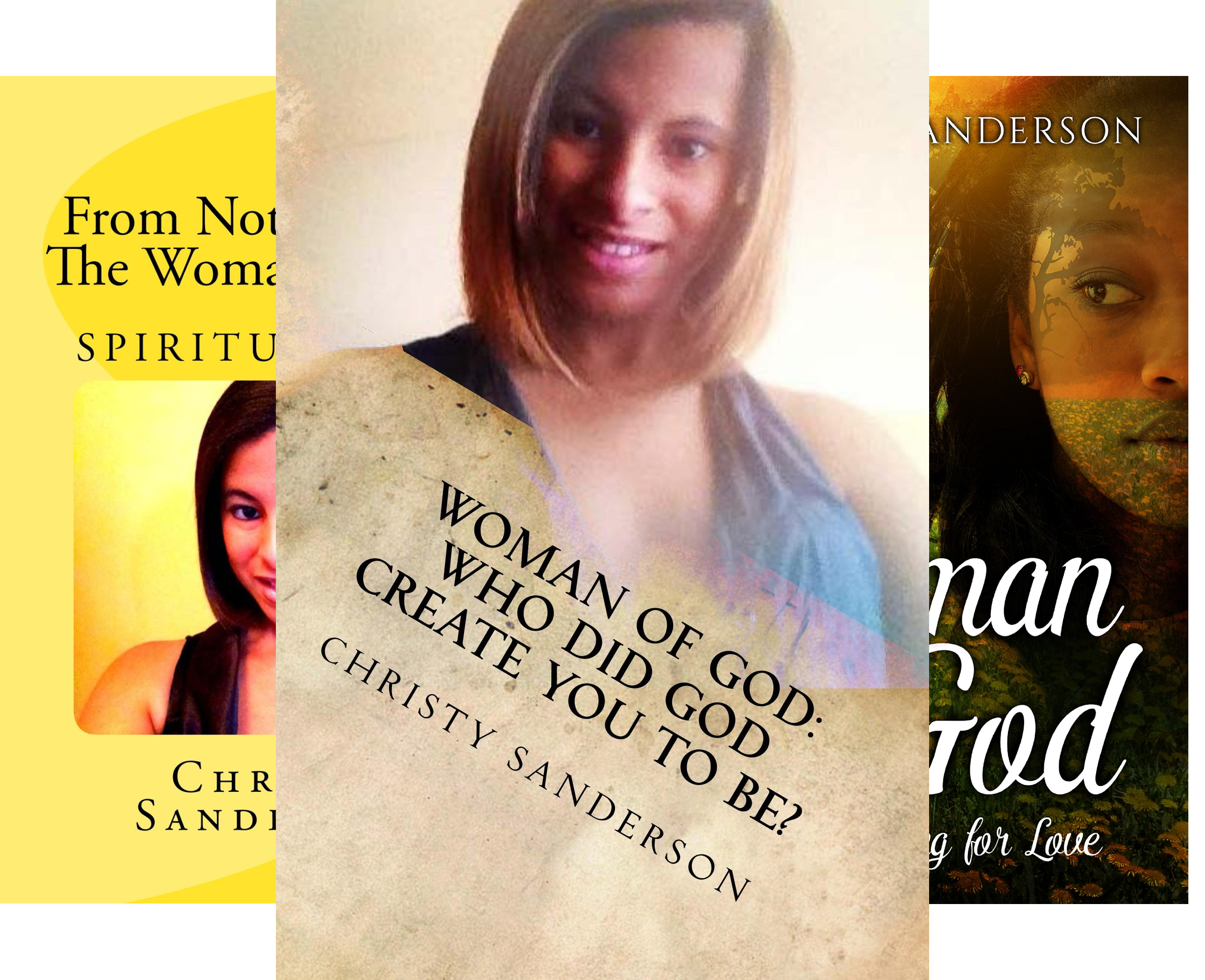 Woman of God (4 Book Series)
