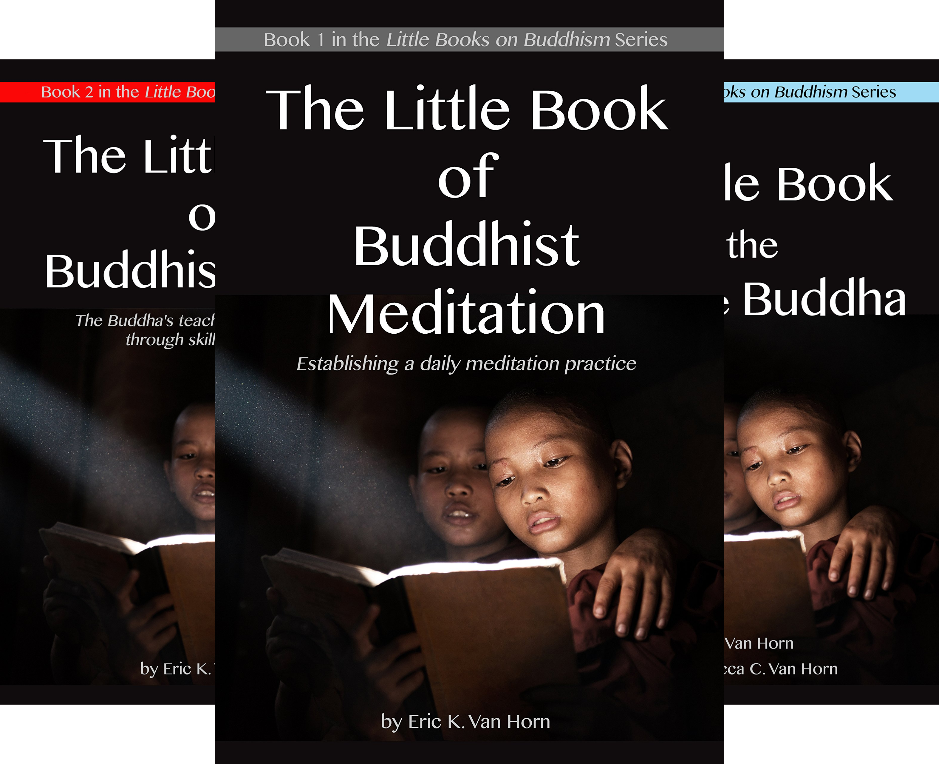 The Little Books of Buddhism (8 Book Series)