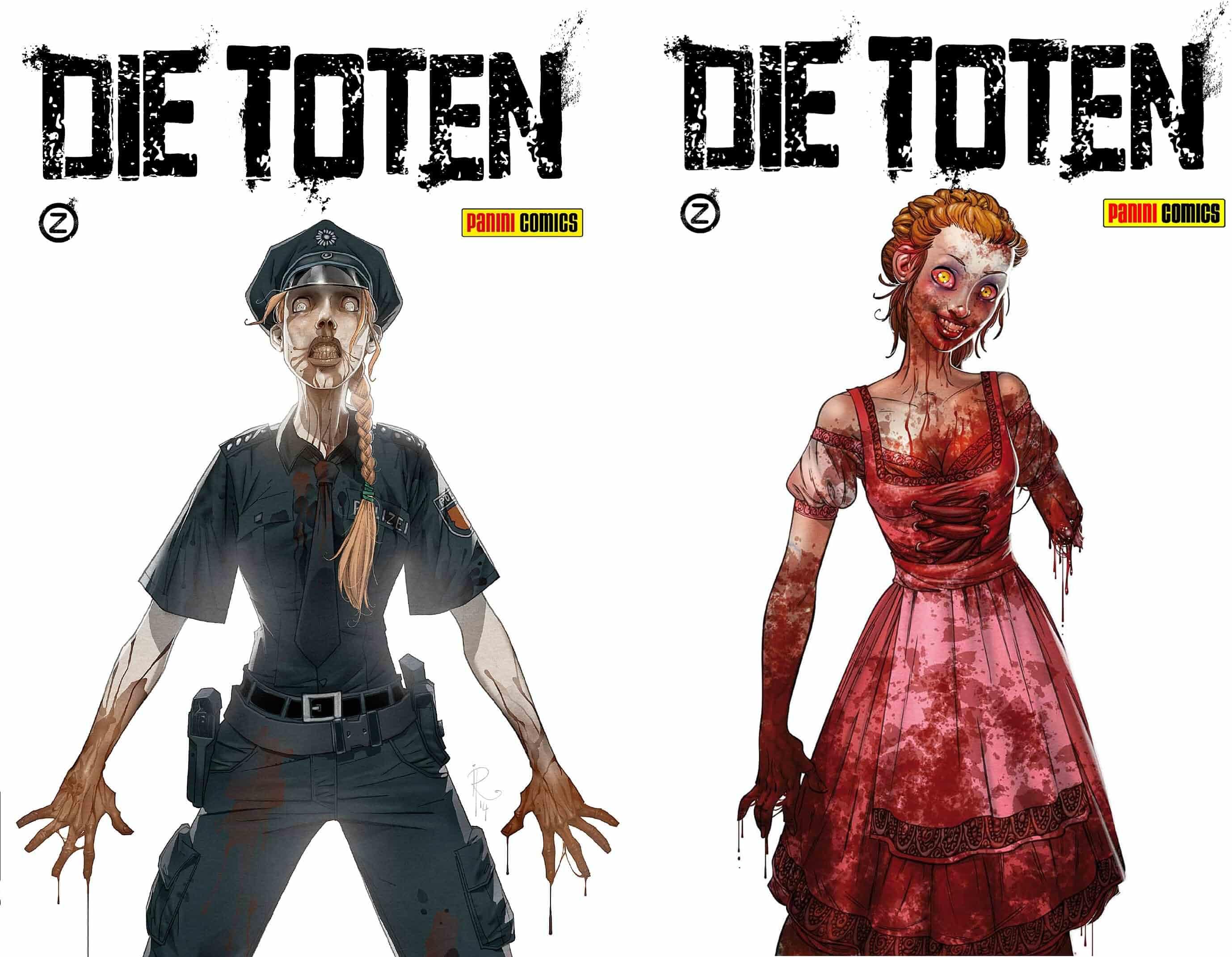 Die Toten Reihe In 2 Banden