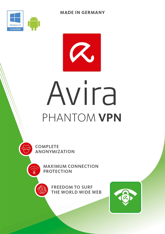 Avira Phantom VPN Pro 2.4.3.30556