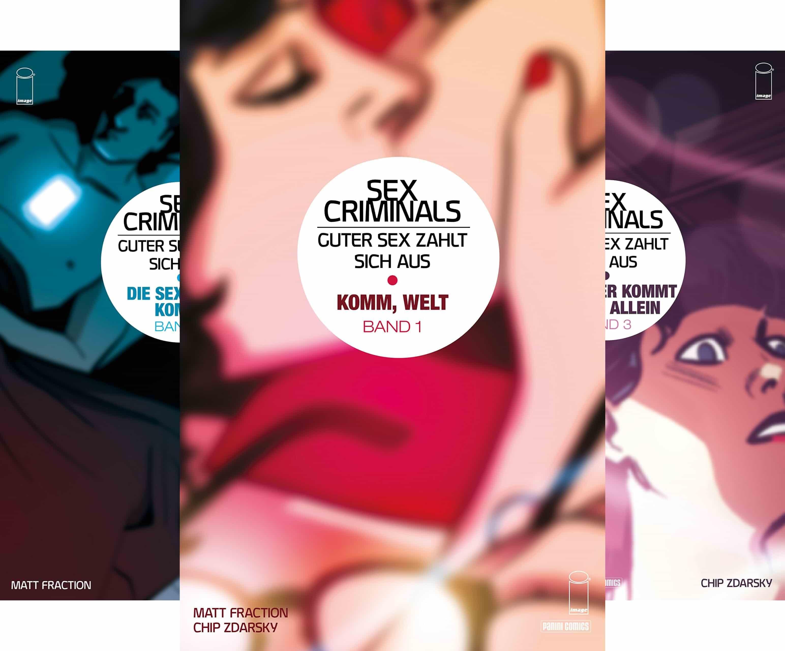 Sex Criminals Reihe In 3 Banden
