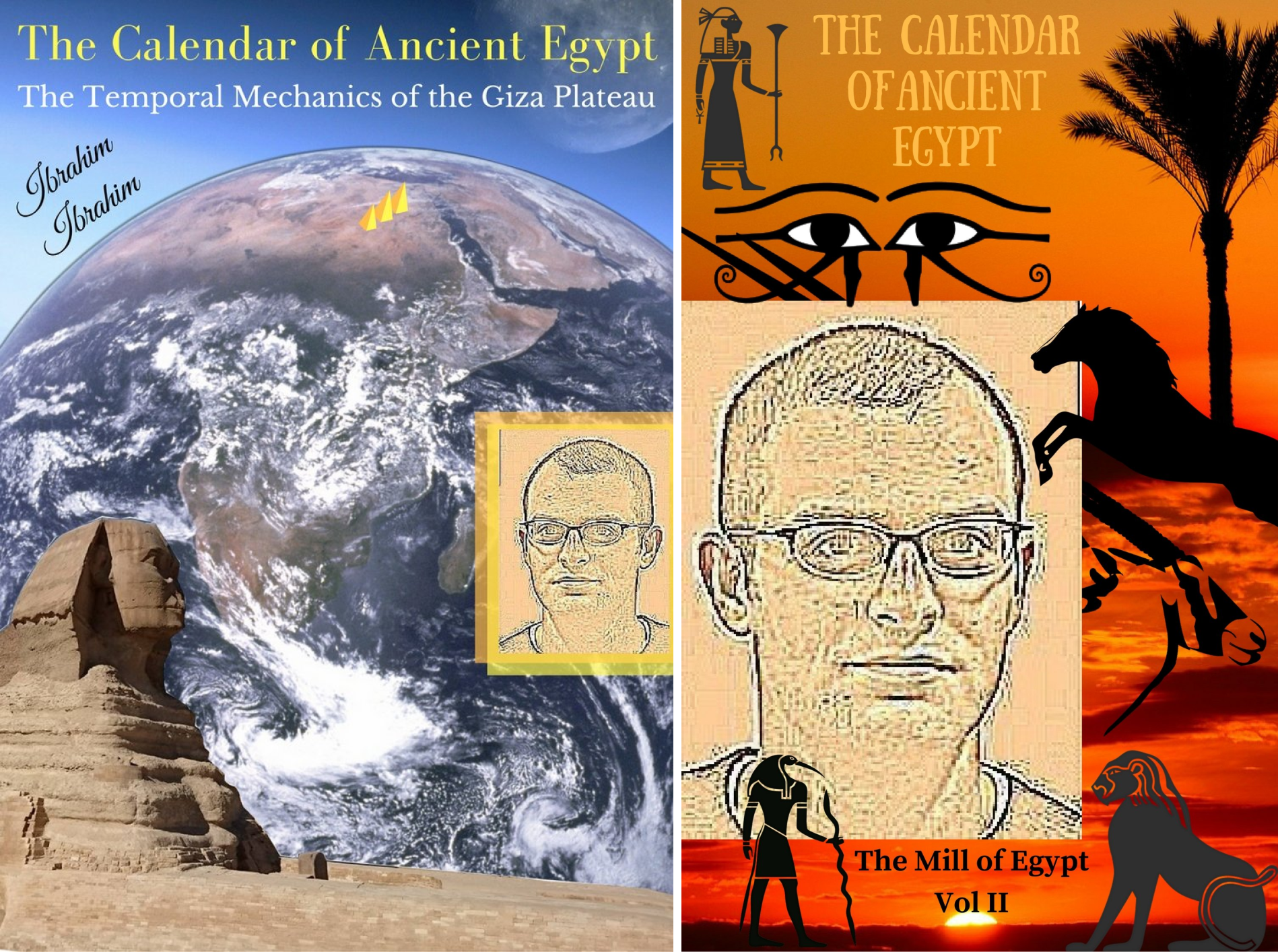 The Mill of Egypt (2 Book Series)