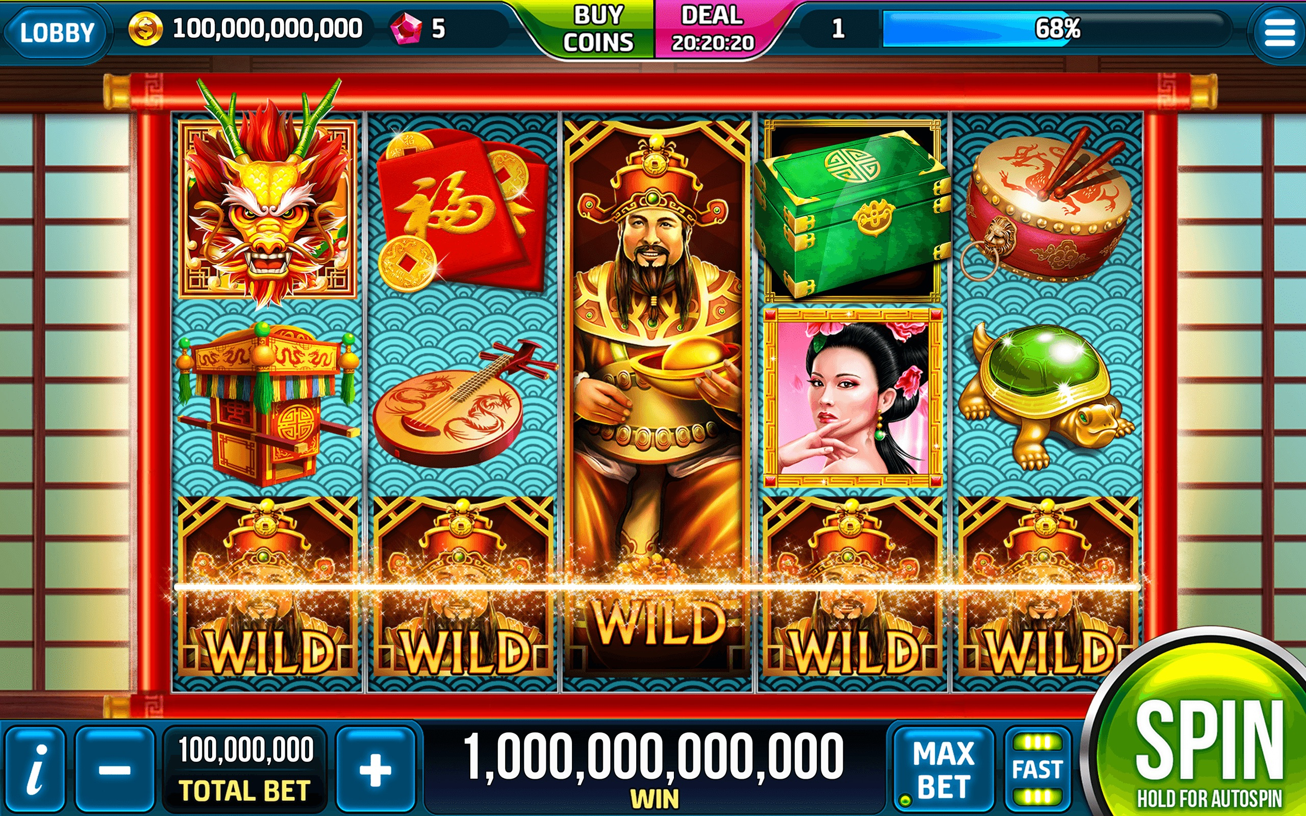 vegas slots casino rewards