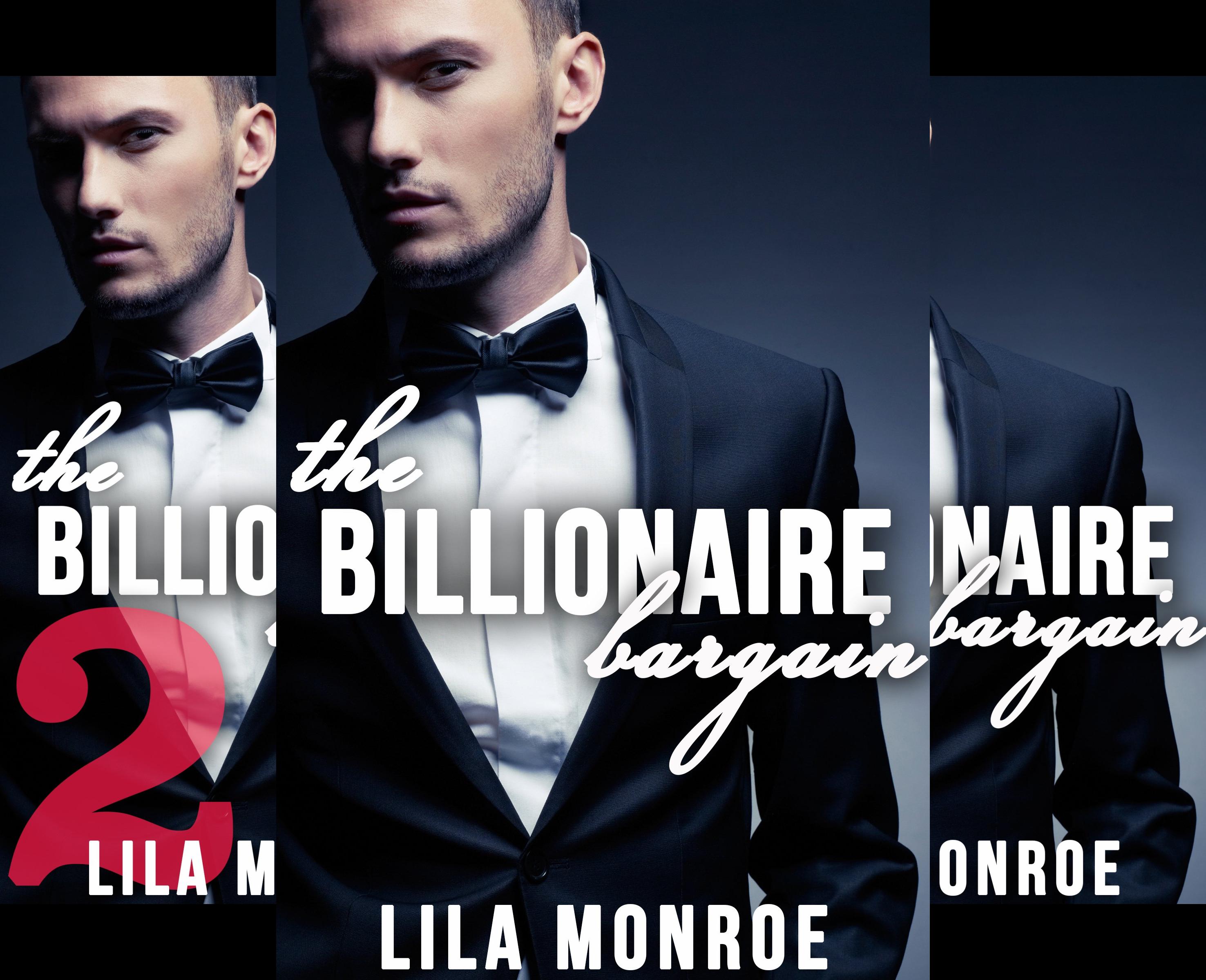 The Billionaire Bargain (3 Book Series)
