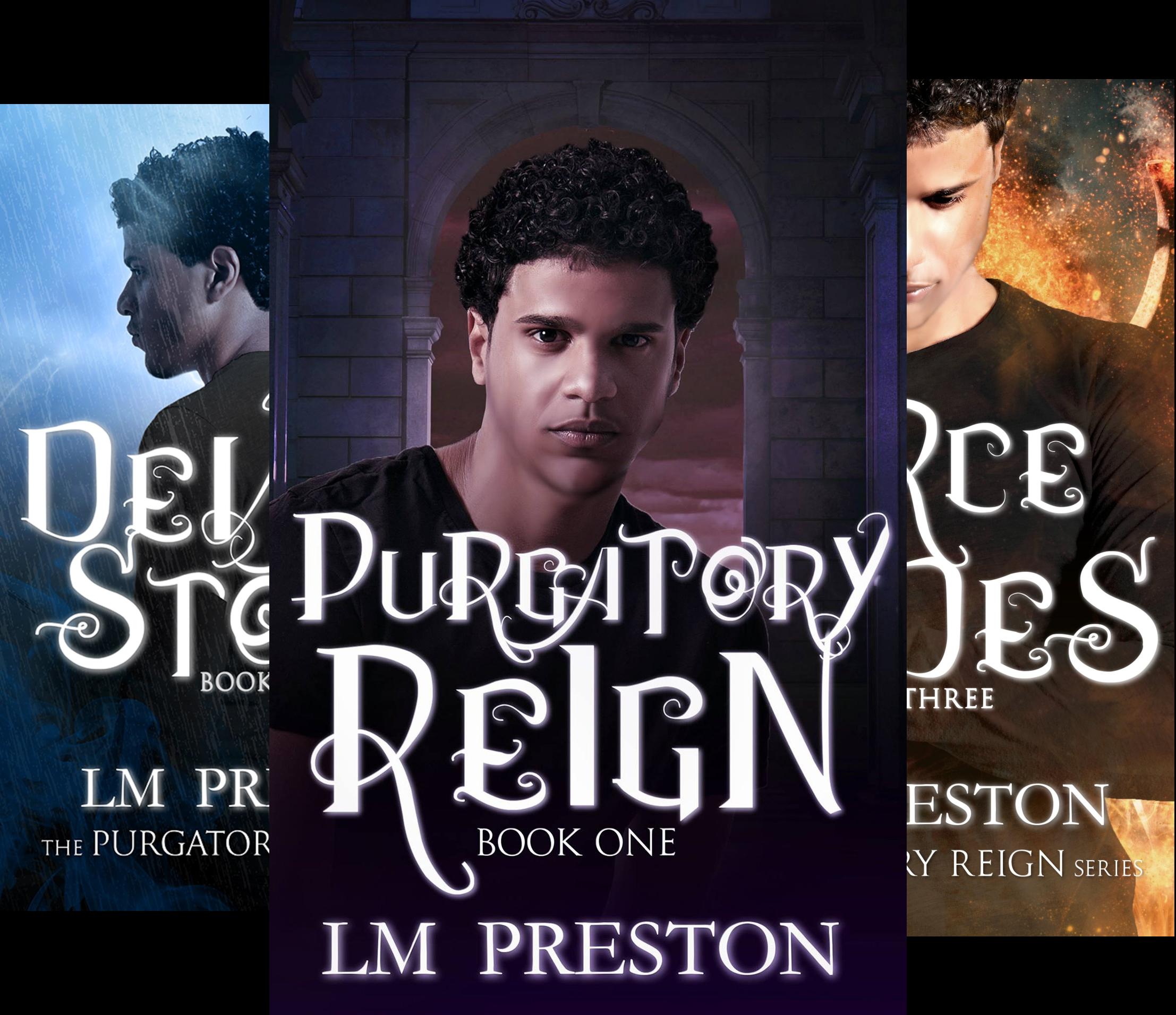 Purgatory Reign Series (3 Book Series)