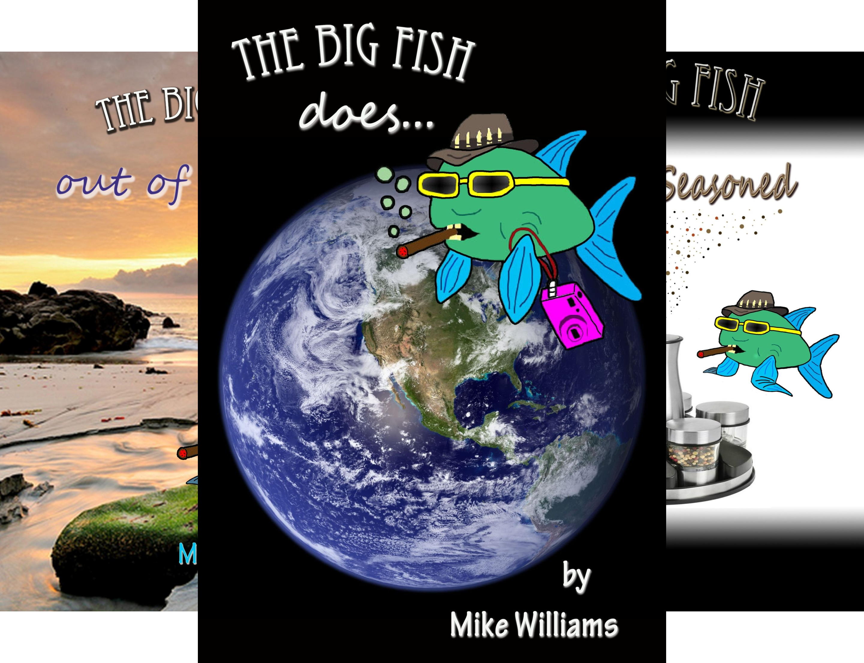 The Big Fish Tails (10 Book Series)