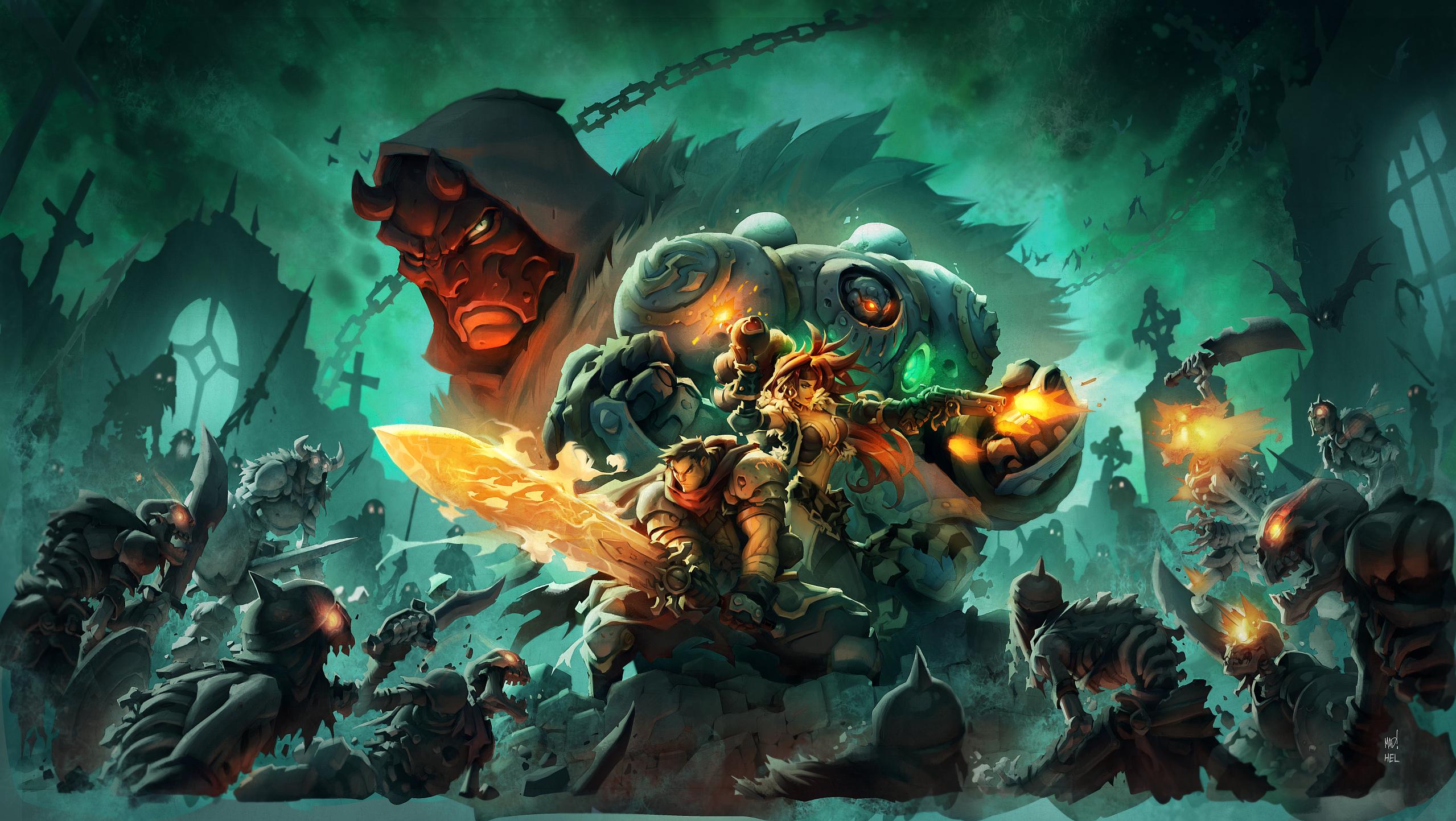 Battle Chasers  Nightwar  Online Game Code