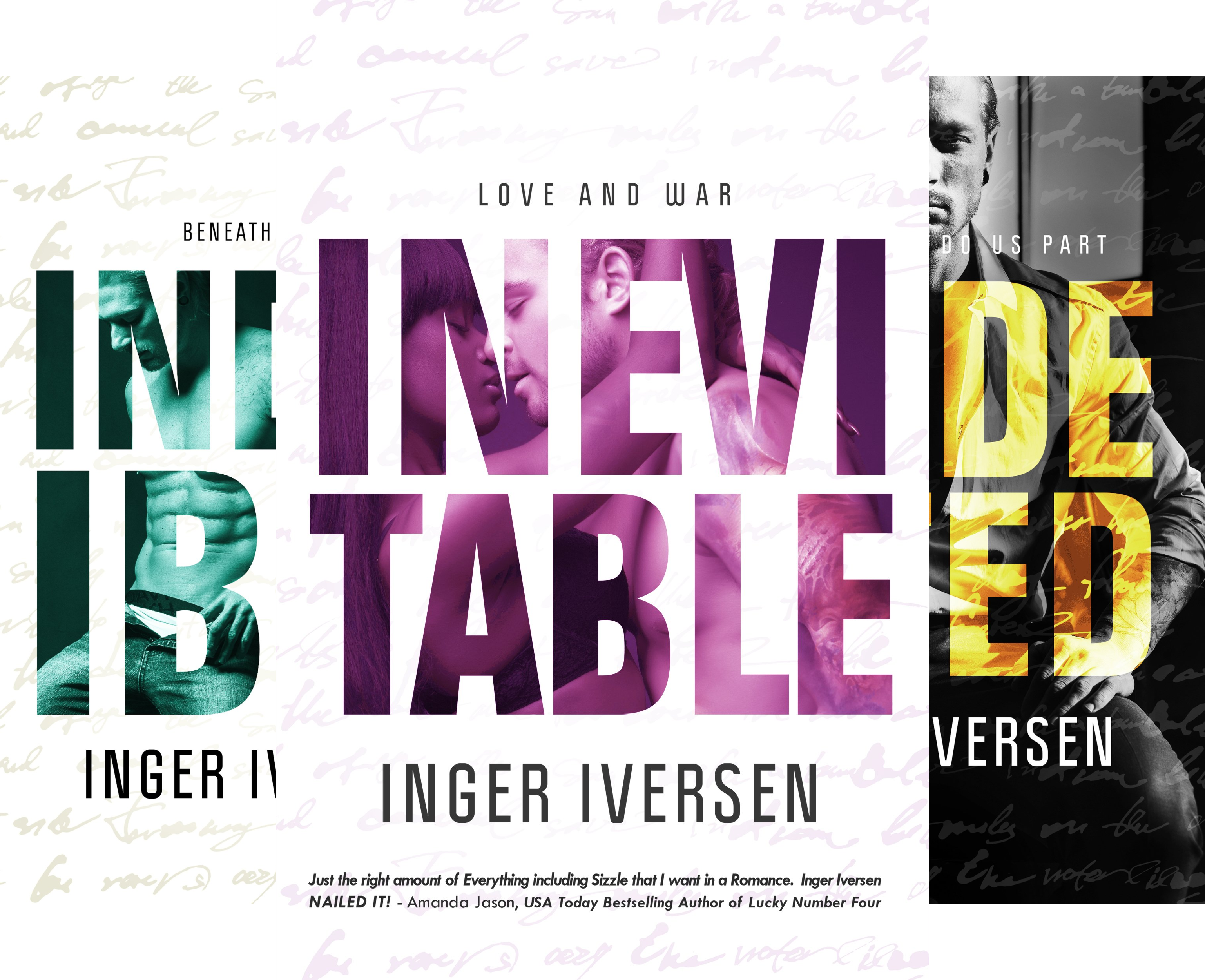 Teal and Trent (3 Book Series)