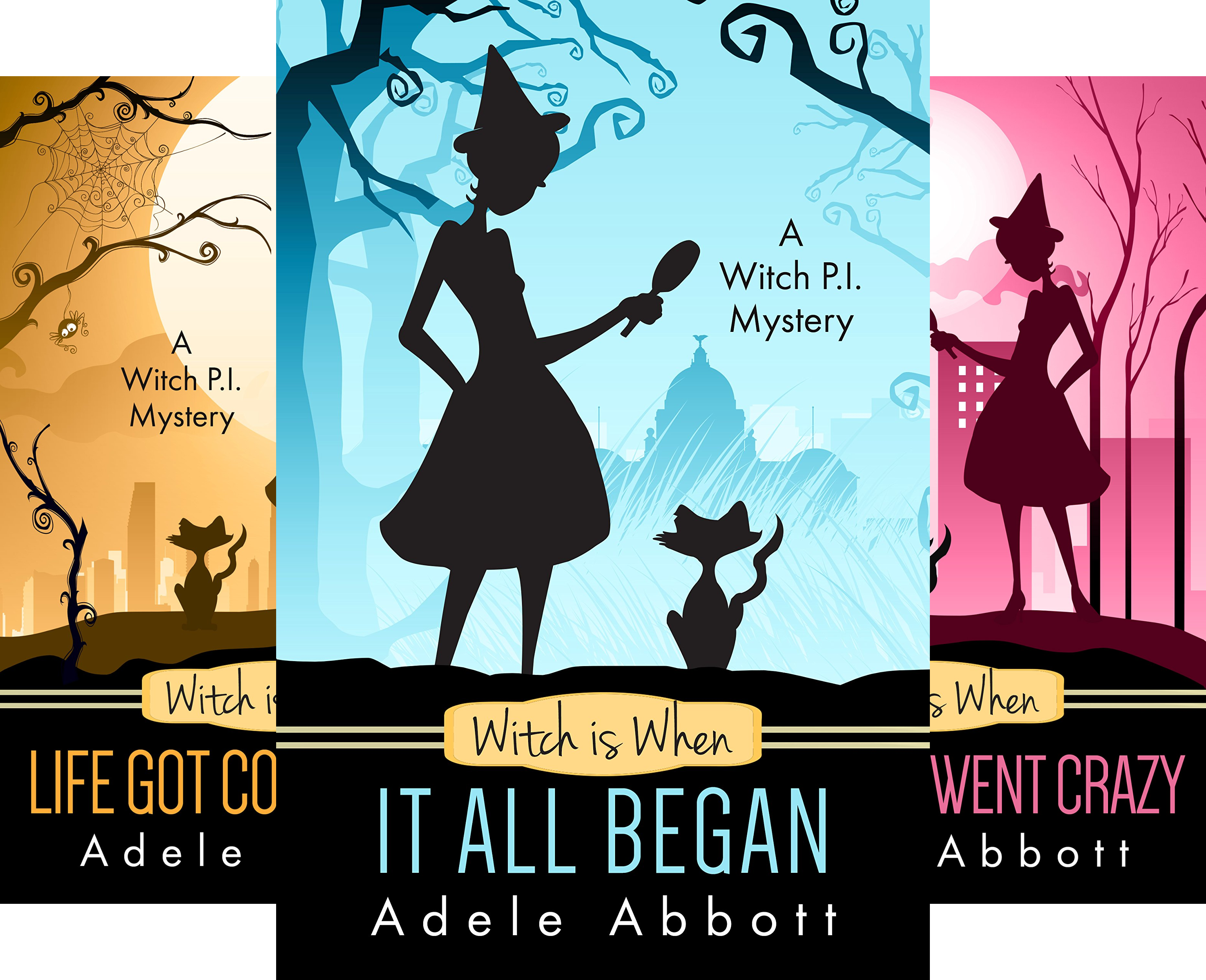 A Witch P.I. Mystery (24 Book Series)