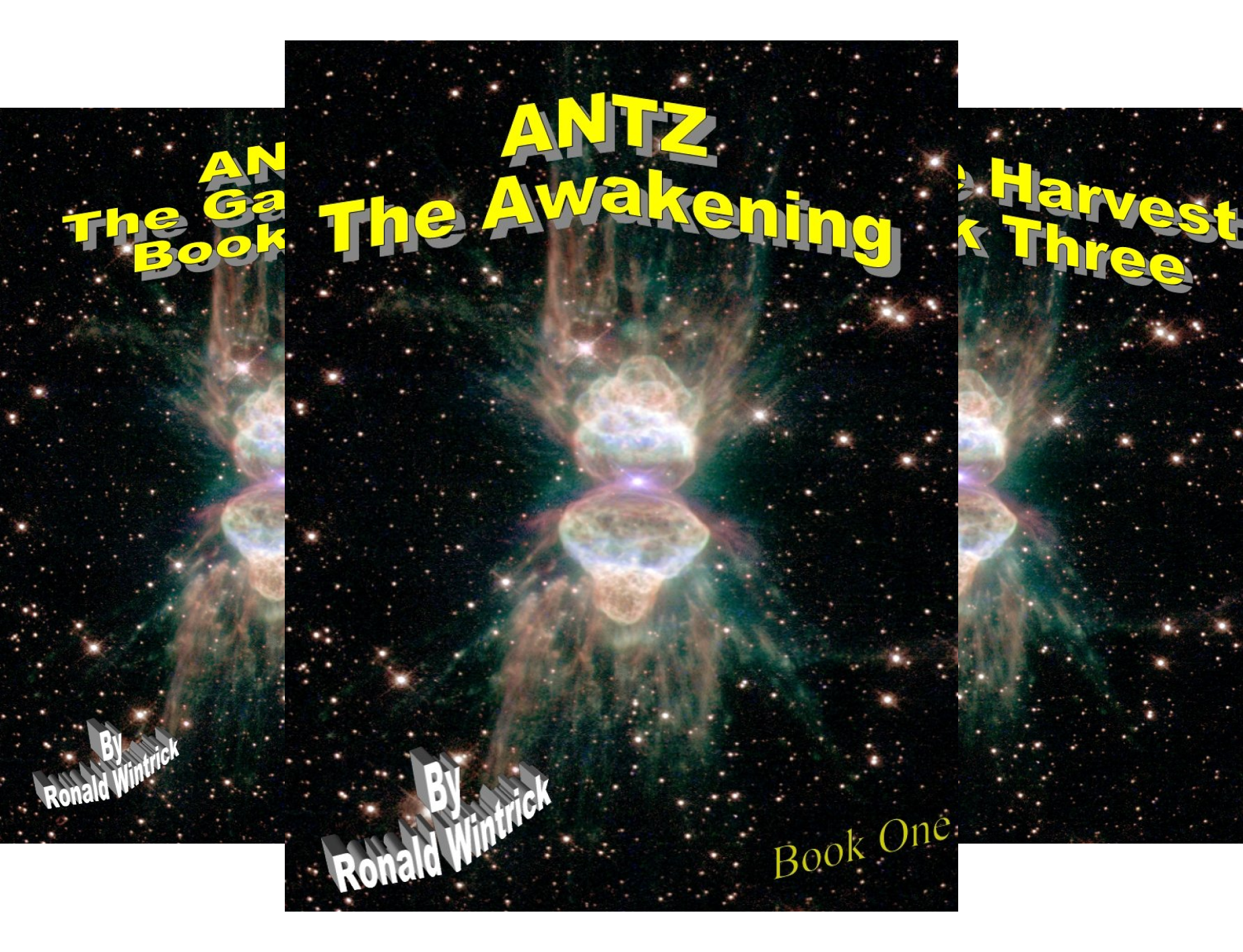Antz (6 Book Series)