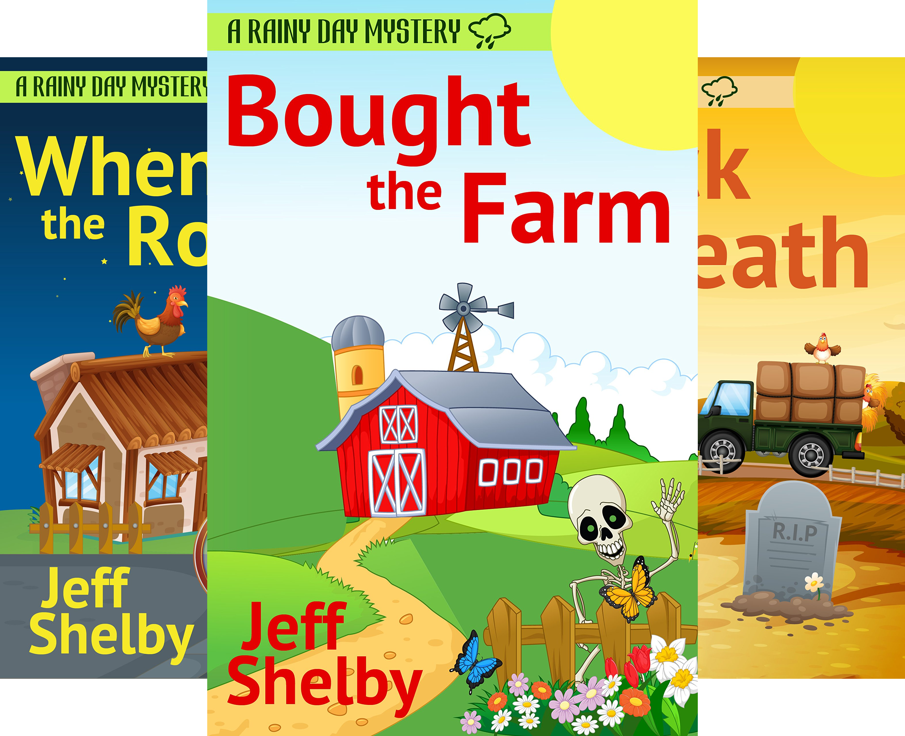 A Rainy Day Mystery (8 Book Series)