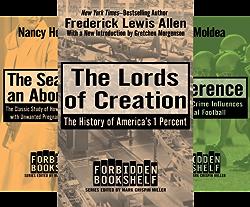 Forbidden Bookshelf 27 Book Series By Frederick Lewis Allen Nancy Howell Lee Dan E