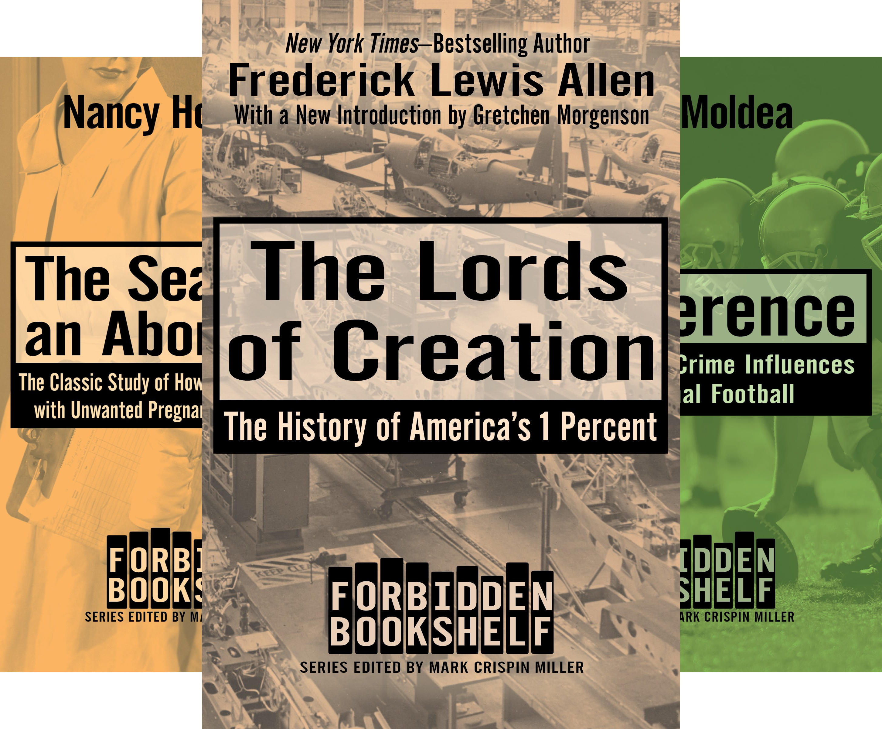Forbidden Bookshelf (27 Book Series)